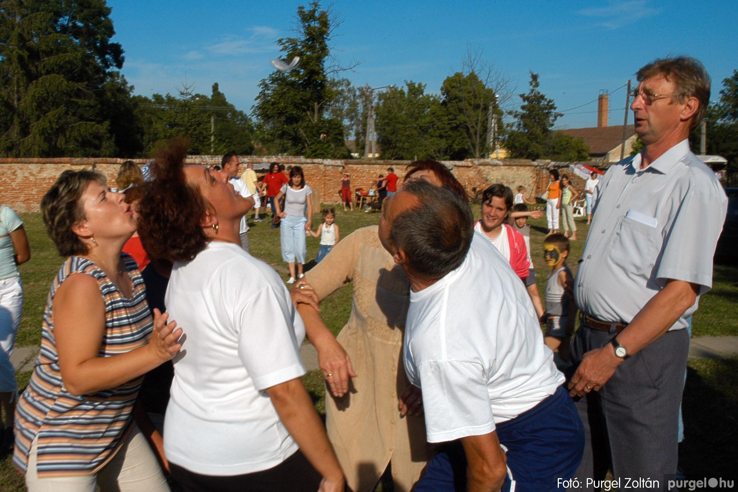2005.06.25. 127 Szegváriak Szegvárért Közösségfejlesztők Egyesület közösségi nap - Fotó:PURGEL ZOLTÁN©.jpg