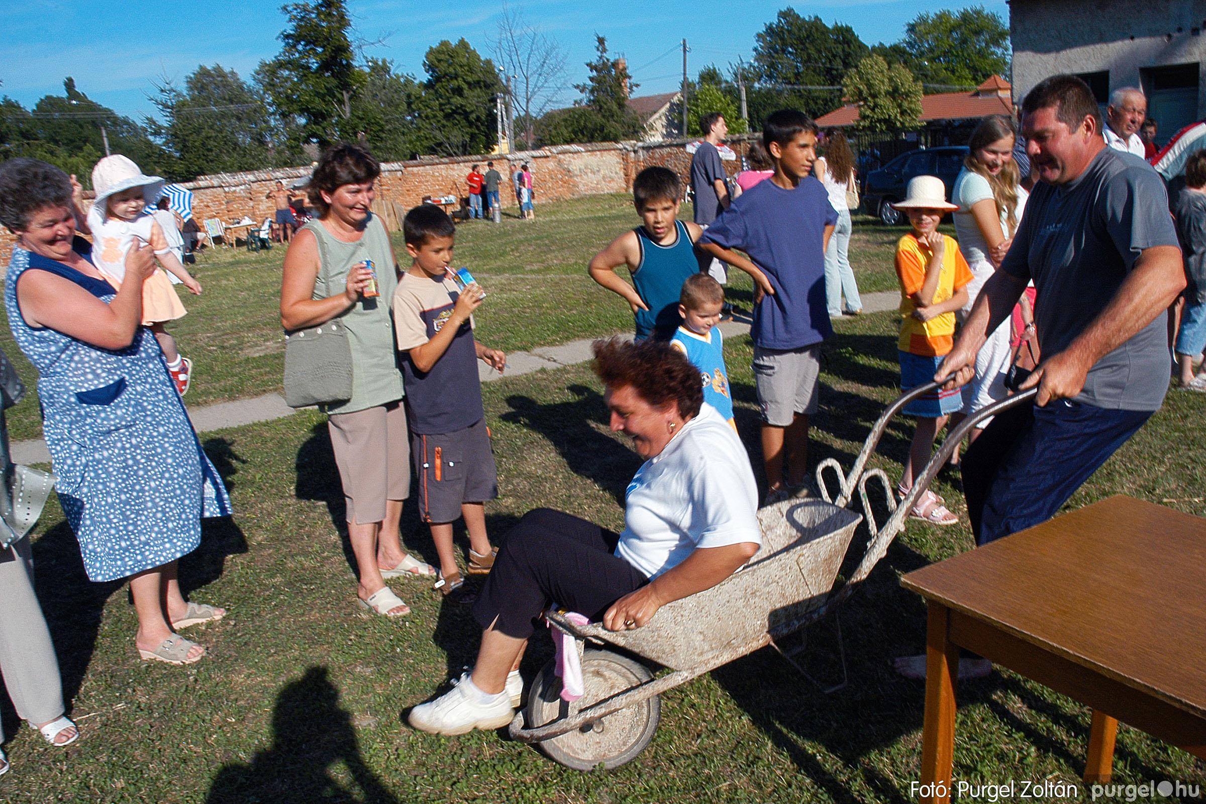 2005.06.25. 097 Szegváriak Szegvárért Közösségfejlesztők Egyesület közösségi nap - Fotó:PURGEL ZOLTÁN©.jpg