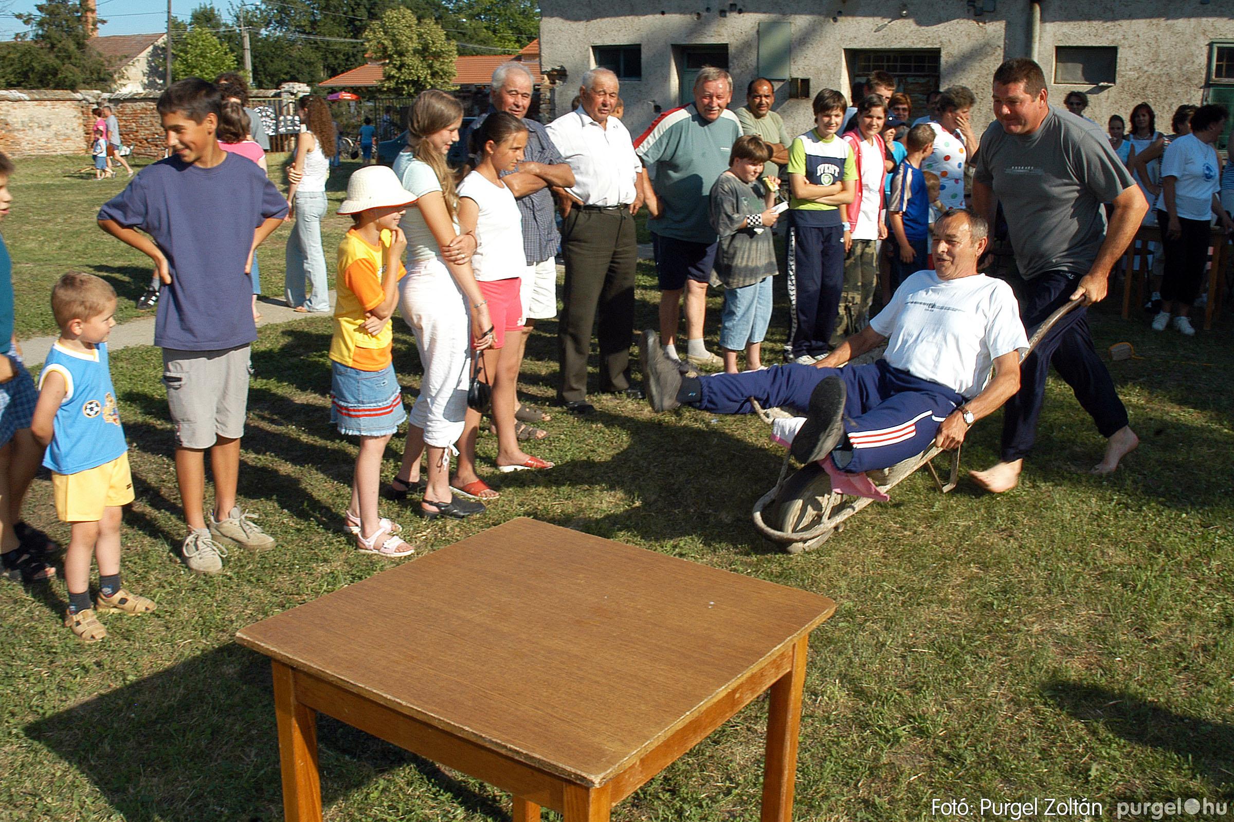 2005.06.25. 095 Szegváriak Szegvárért Közösségfejlesztők Egyesület közösségi nap - Fotó:PURGEL ZOLTÁN©.jpg