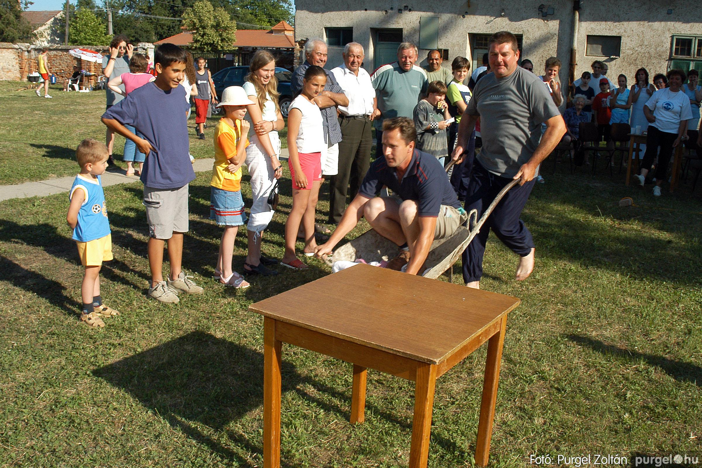 2005.06.25. 094 Szegváriak Szegvárért Közösségfejlesztők Egyesület közösségi nap - Fotó:PURGEL ZOLTÁN©.jpg