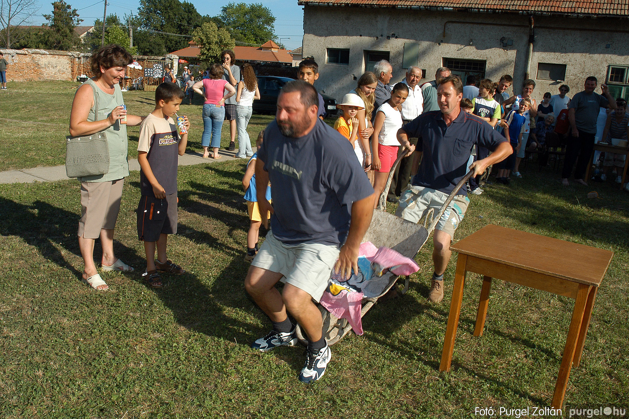 2005.06.25. 092 Szegváriak Szegvárért Közösségfejlesztők Egyesület közösségi nap - Fotó:PURGEL ZOLTÁN©.jpg