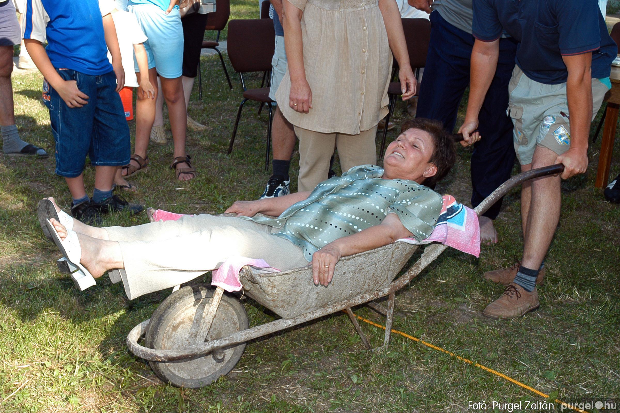 2005.06.25. 086 Szegváriak Szegvárért Közösségfejlesztők Egyesület közösségi nap - Fotó:PURGEL ZOLTÁN©.jpg