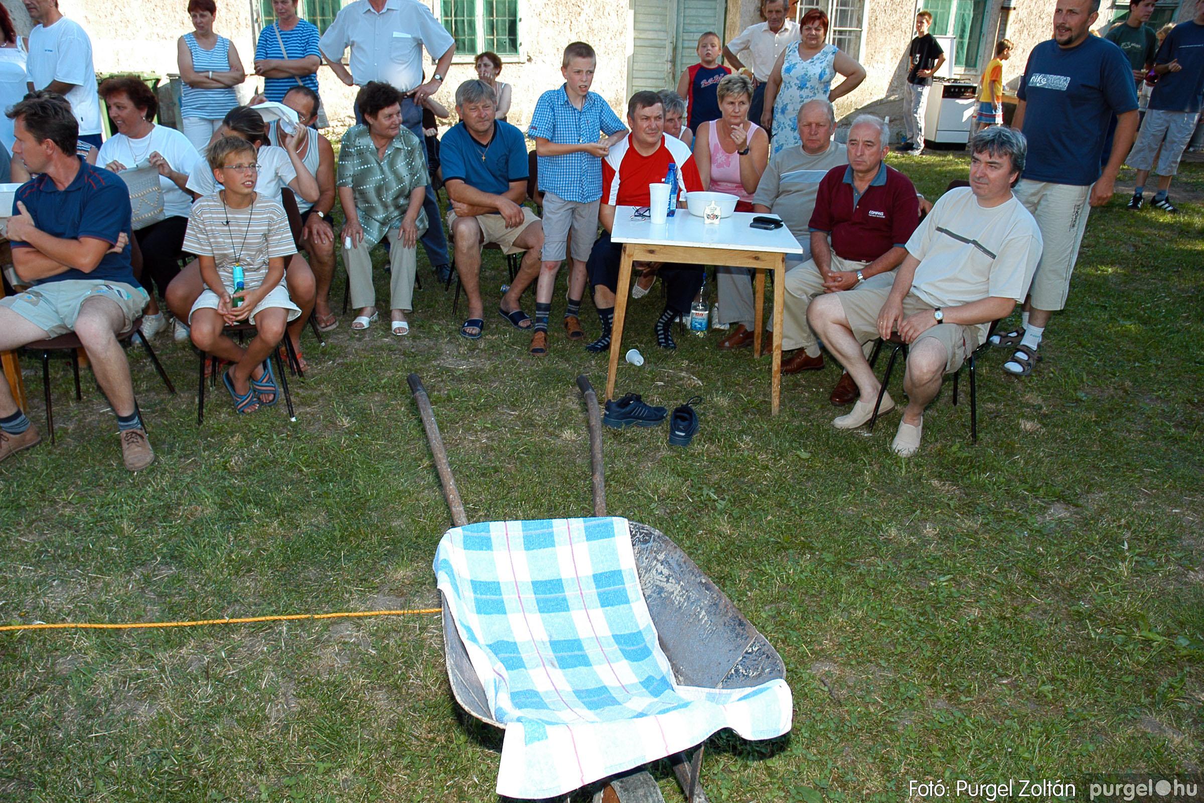 2005.06.25. 084 Szegváriak Szegvárért Közösségfejlesztők Egyesület közösségi nap - Fotó:PURGEL ZOLTÁN©.jpg