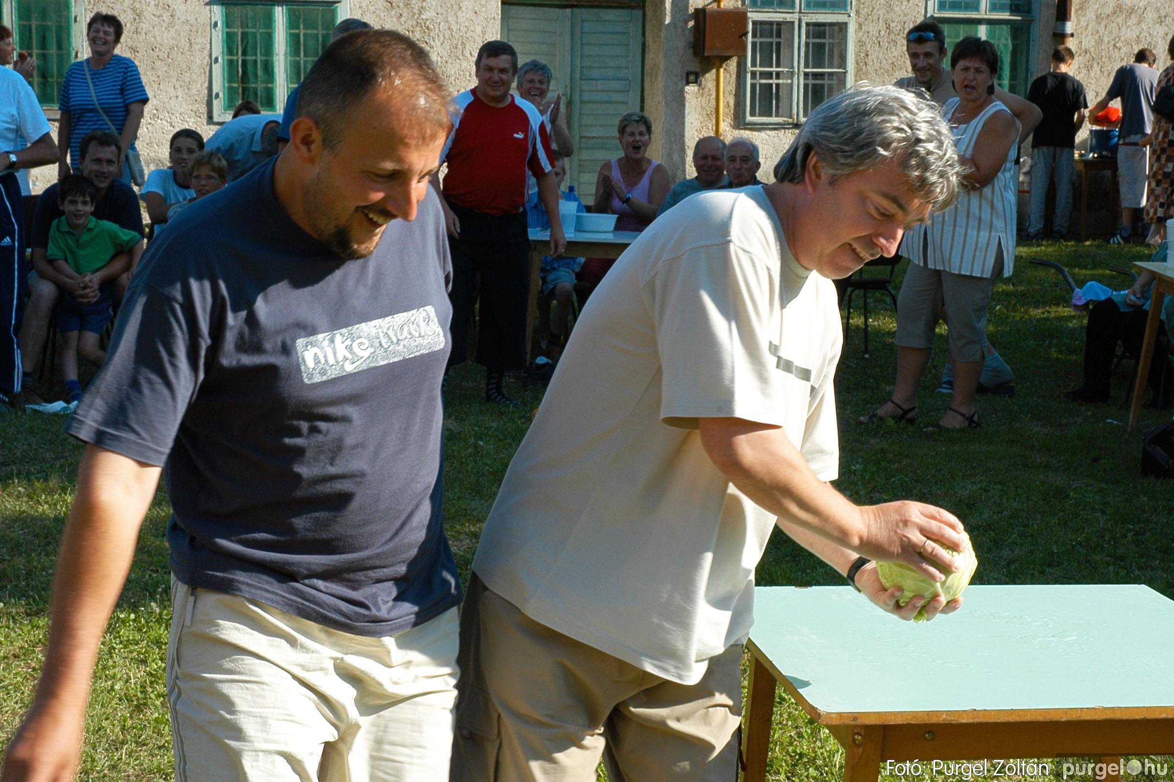 2005.06.25. 080 Szegváriak Szegvárért Közösségfejlesztők Egyesület közösségi nap - Fotó:PURGEL ZOLTÁN©.jpg
