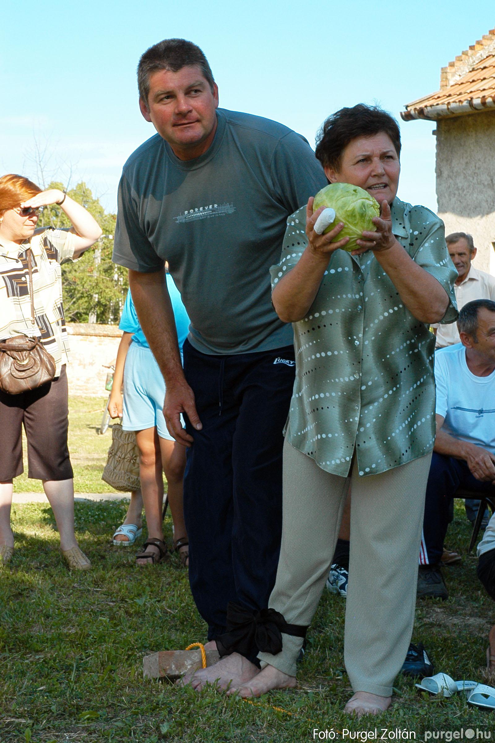 2005.06.25. 077 Szegváriak Szegvárért Közösségfejlesztők Egyesület közösségi nap - Fotó:PURGEL ZOLTÁN©.jpg