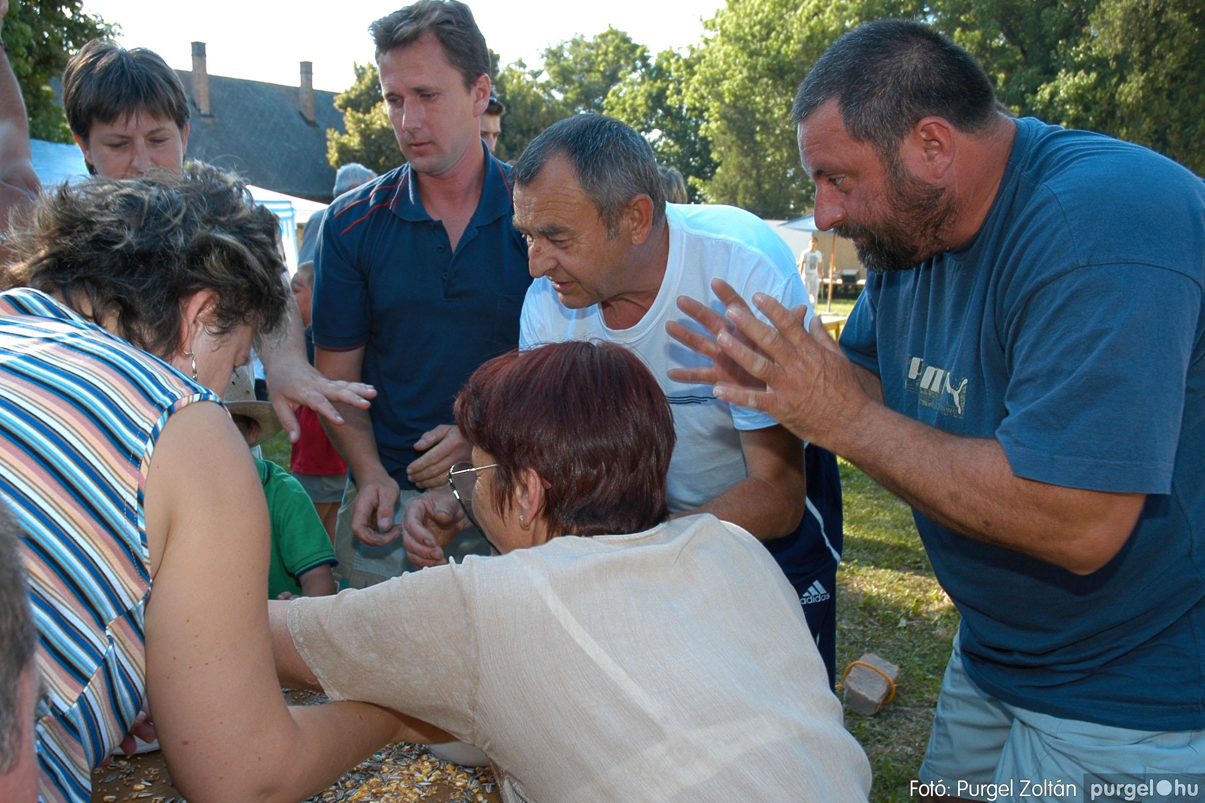 2005.06.25. 073 Szegváriak Szegvárért Közösségfejlesztők Egyesület közösségi nap - Fotó:PURGEL ZOLTÁN©.jpg