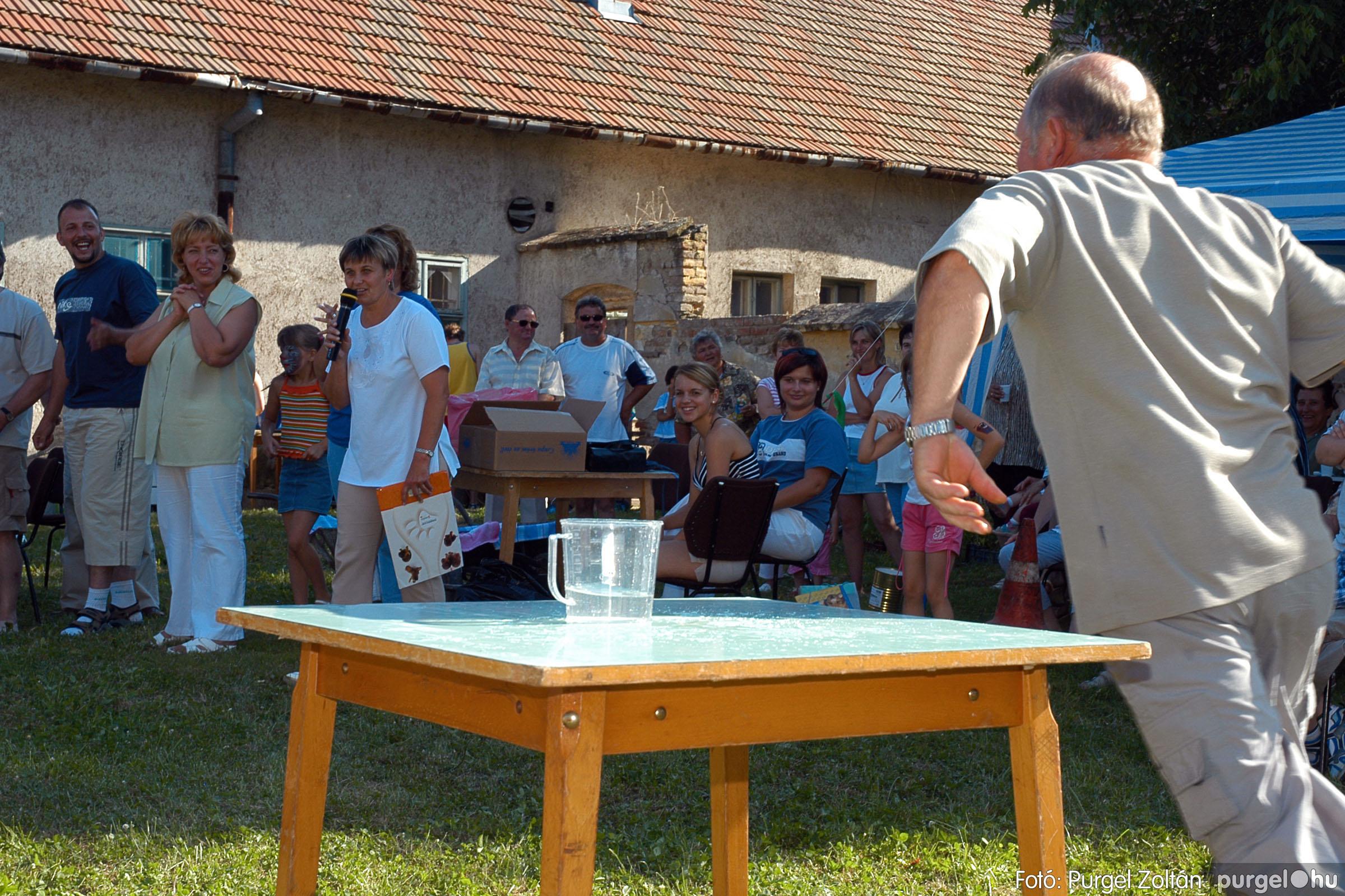 2005.06.25. 063 Szegváriak Szegvárért Közösségfejlesztők Egyesület közösségi nap - Fotó:PURGEL ZOLTÁN©.jpg