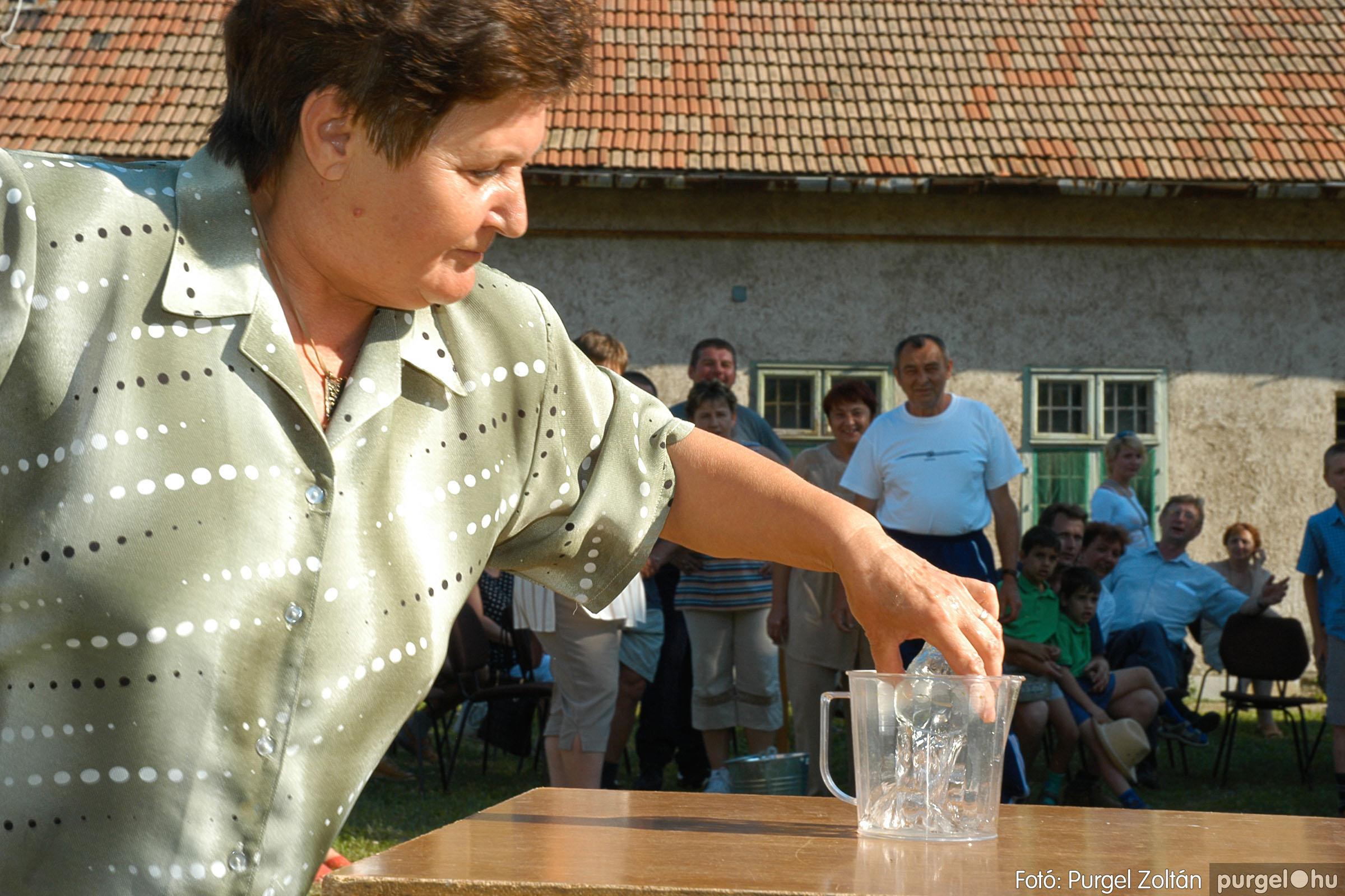 2005.06.25. 059 Szegváriak Szegvárért Közösségfejlesztők Egyesület közösségi nap - Fotó:PURGEL ZOLTÁN©.jpg