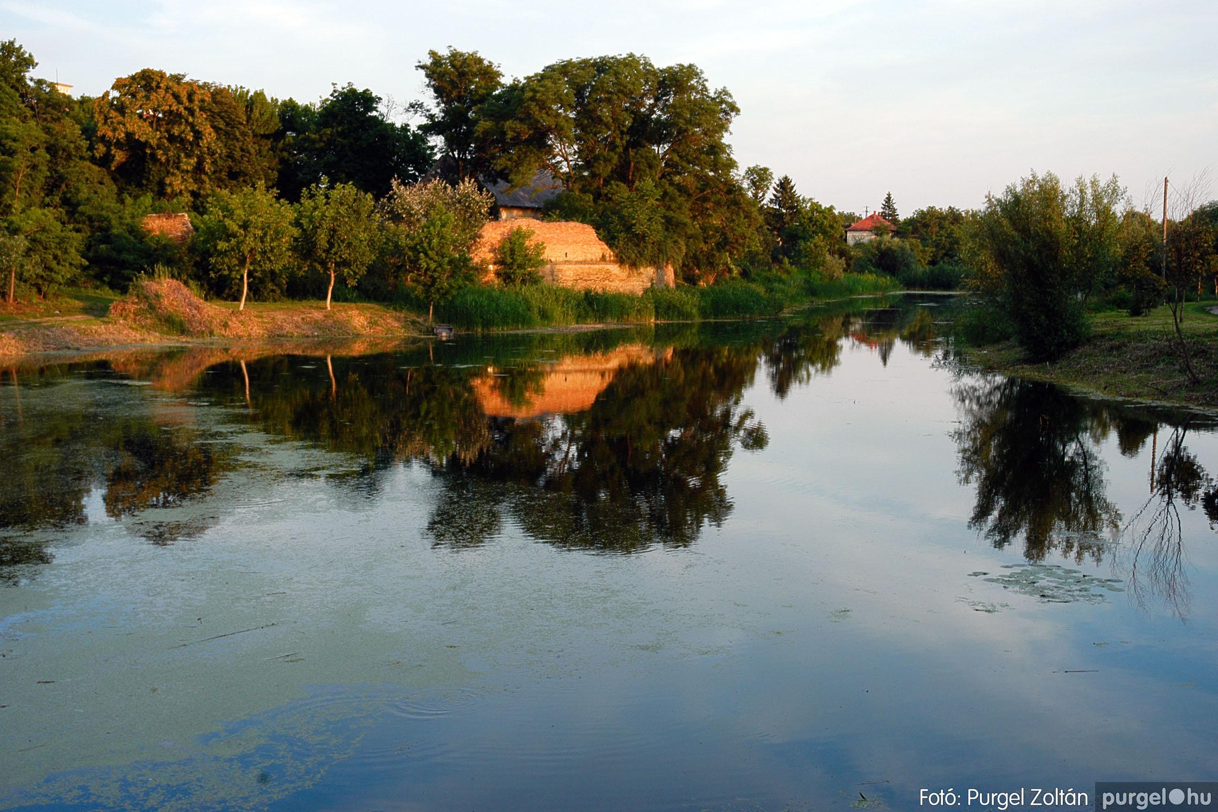 2005.07.16. 029 Szegvár vizei: Holt-Tisza, Tisza, Kurca - Fotó:PURGEL ZOLTÁN© DSC_0049q.jpg