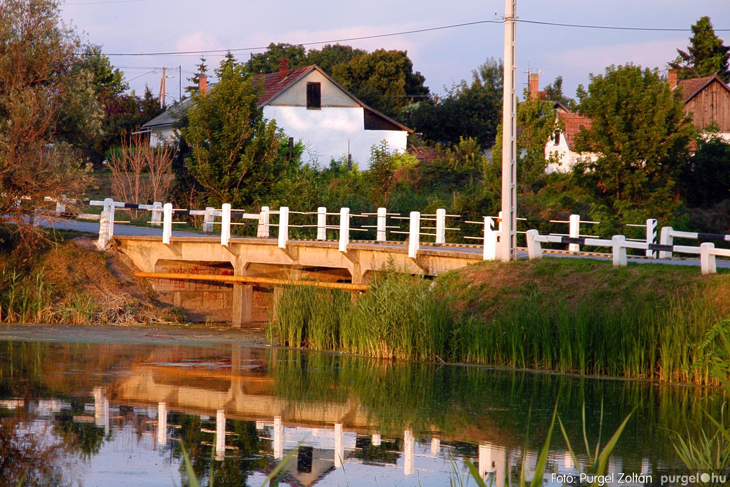 2005.07.16. 023 Szegvár vizei: Holt-Tisza, Tisza, Kurca - Fotó:PURGEL ZOLTÁN© DSC_0040q.jpg