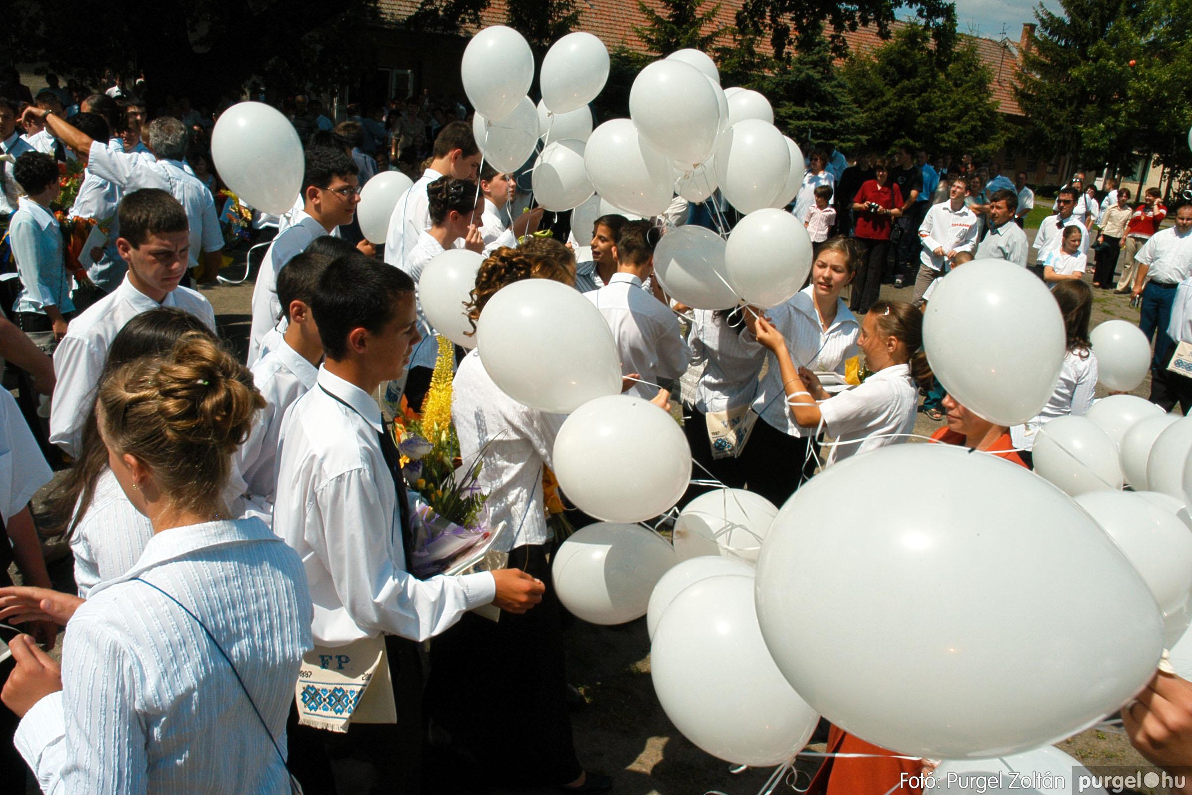 2005.06.18. 073 Forray Máté Általános Iskola ballagás 2005. - Fotó:PURGEL ZOLTÁN© DSC_0097q.jpg