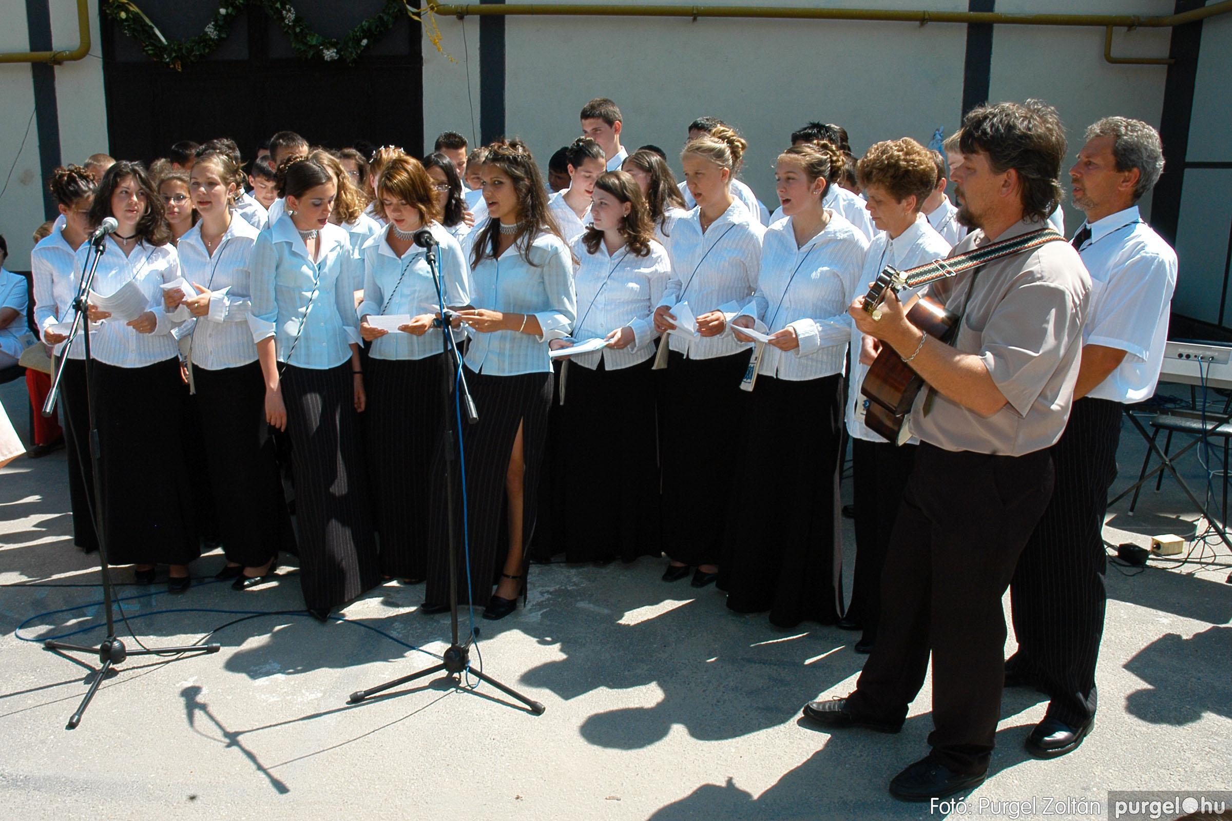 2005.06.18. 062 Forray Máté Általános Iskola ballagás 2005. - Fotó:PURGEL ZOLTÁN© DSC_0083q.jpg