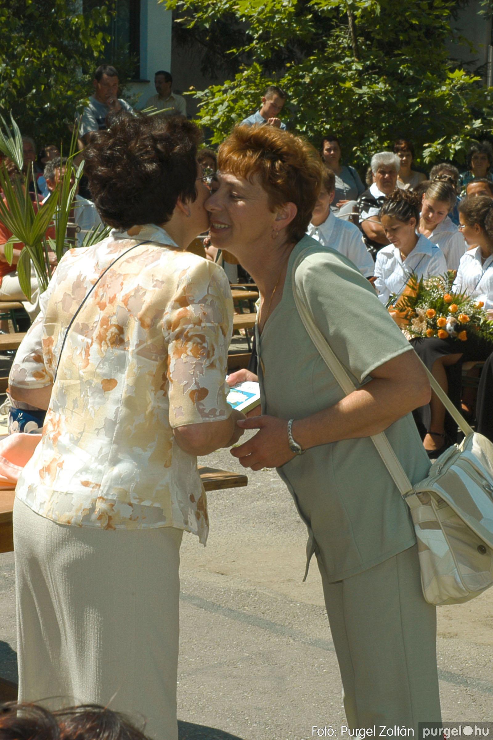 2005.06.18. 052 Forray Máté Általános Iskola ballagás 2005. - Fotó:PURGEL ZOLTÁN© DSC_0071q.jpg