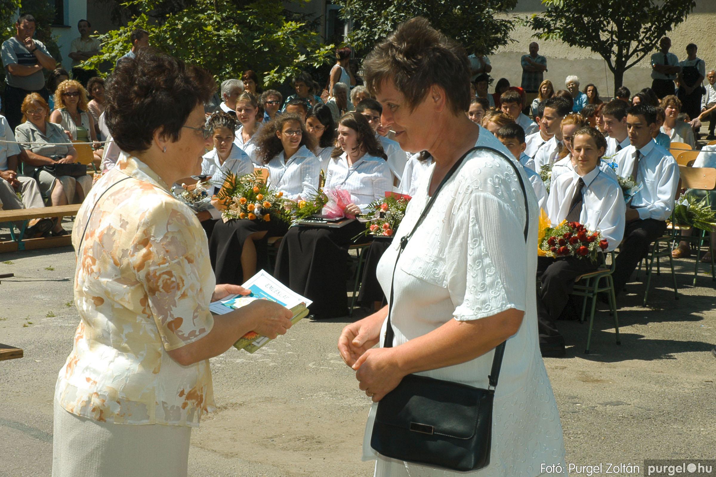 2005.06.18. 051 Forray Máté Általános Iskola ballagás 2005. - Fotó:PURGEL ZOLTÁN© DSC_0070q.jpg