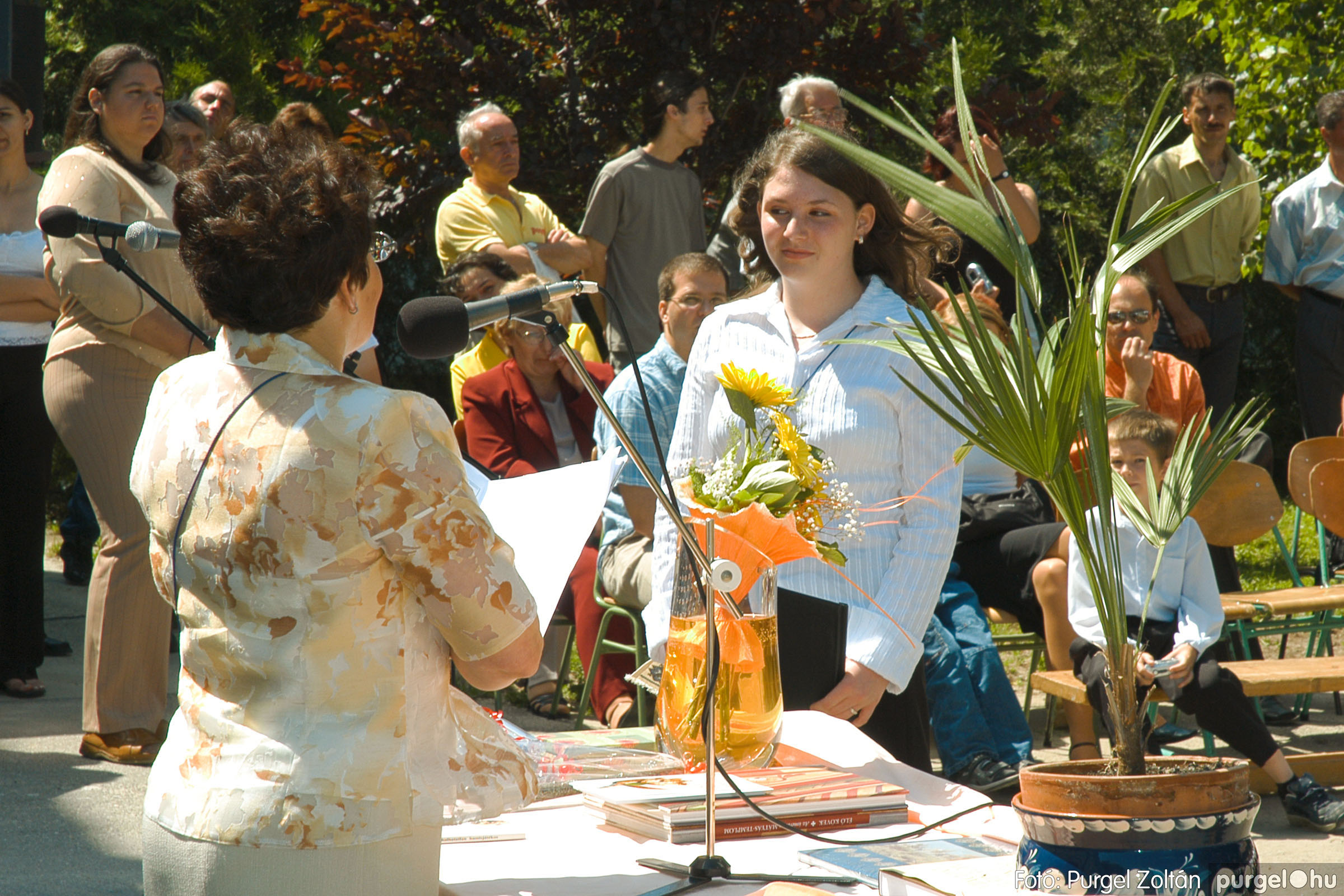 2005.06.18. 045 Forray Máté Általános Iskola ballagás 2005. - Fotó:PURGEL ZOLTÁN© DSC_0060q.jpg