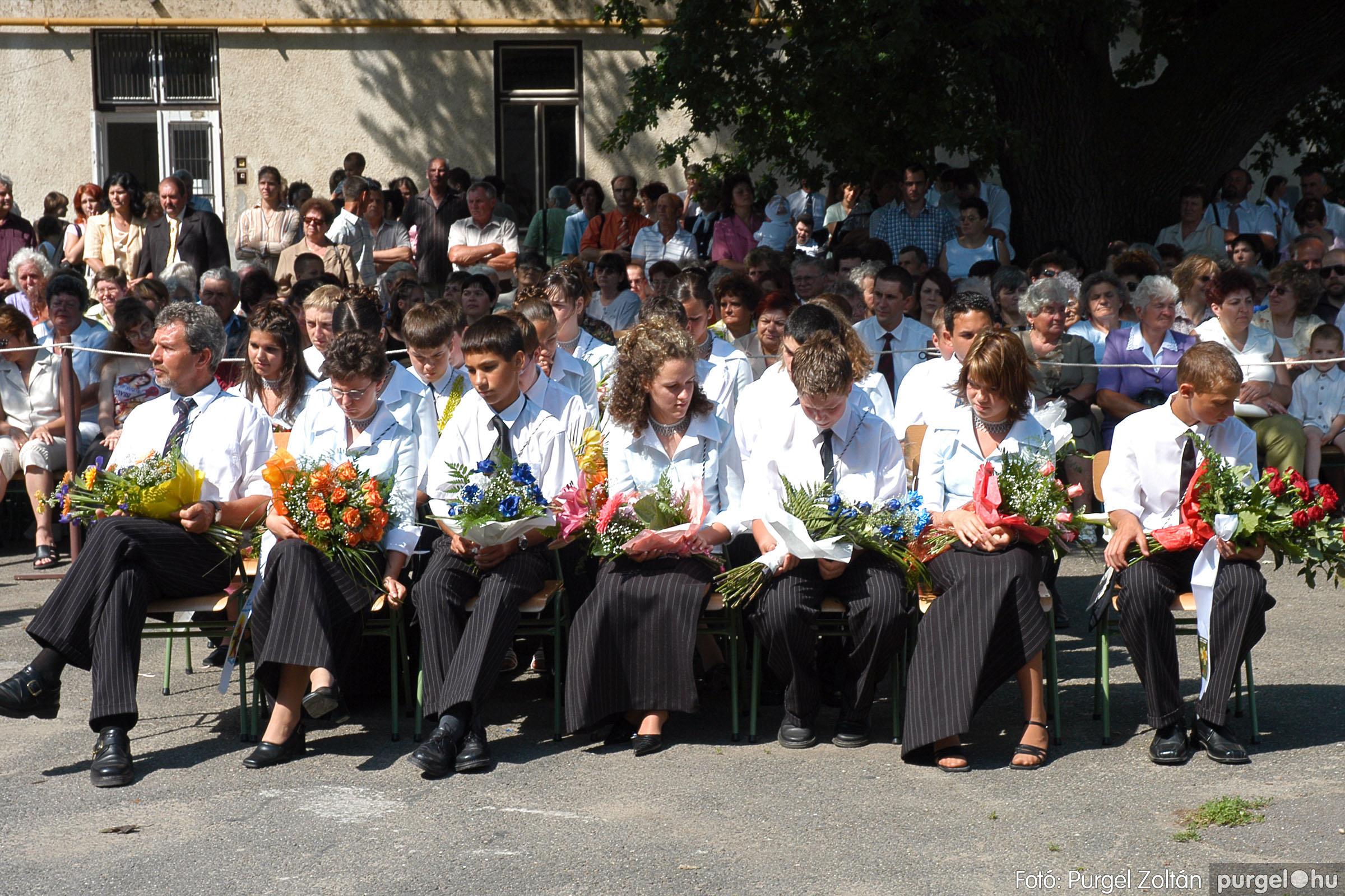 2005.06.18. 029 Forray Máté Általános Iskola ballagás 2005. - Fotó:PURGEL ZOLTÁN© DSC_0037q.jpg
