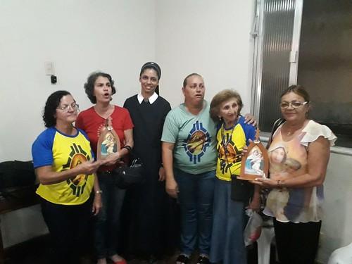 Encontro Mãe Peregrina - Oeste RJ