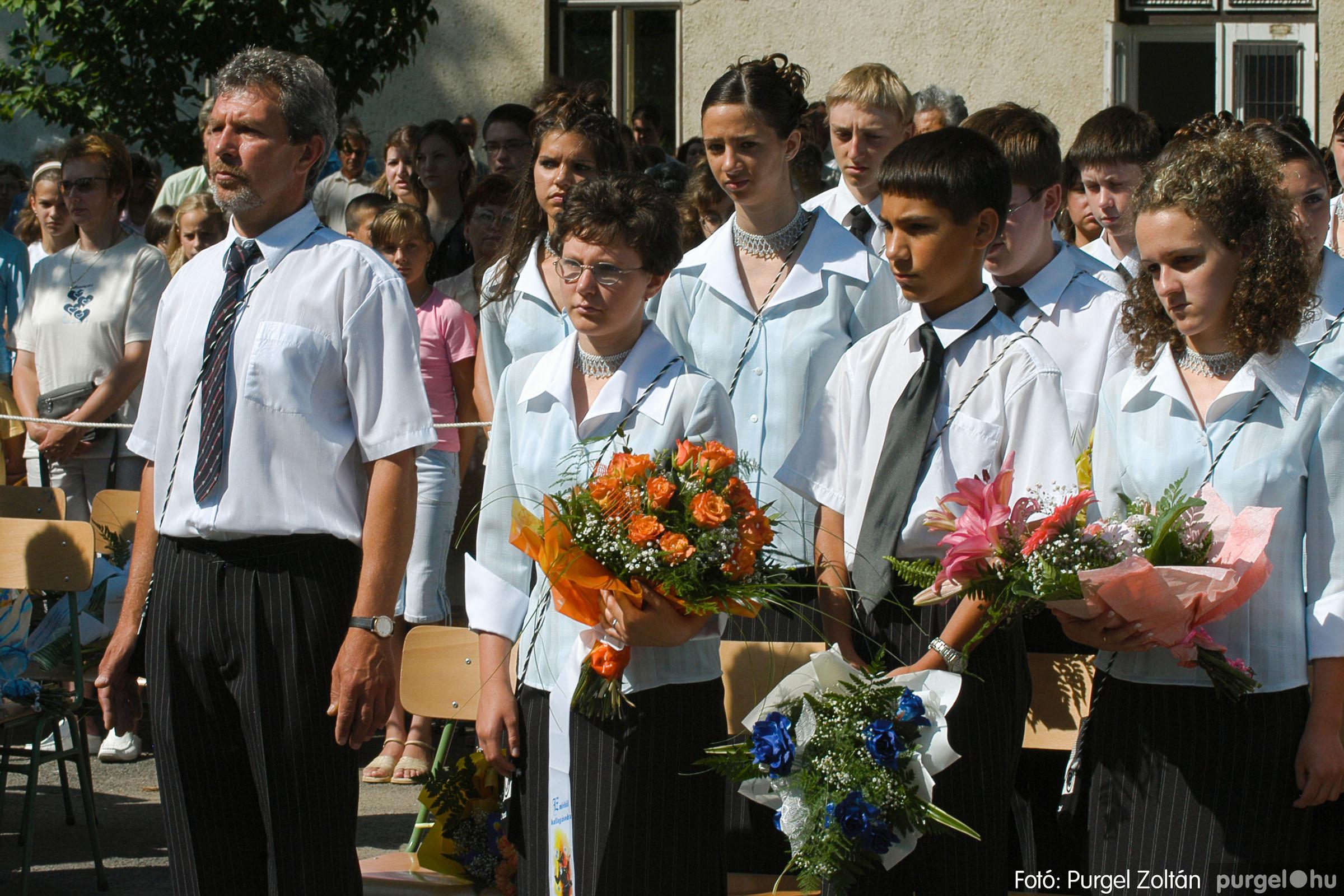 2005.06.18. 018 Forray Máté Általános Iskola ballagás 2005. - Fotó:PURGEL ZOLTÁN© DSC_0022q.jpg