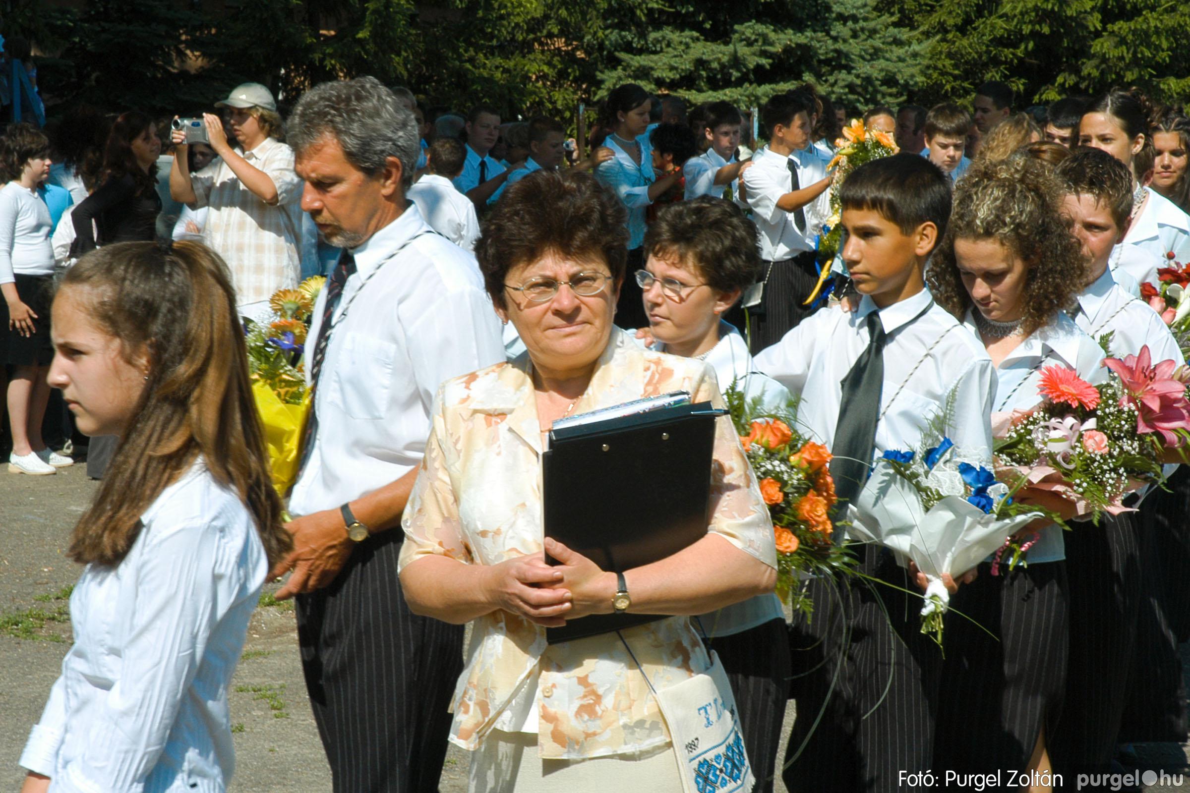 2005.06.18. 014 Forray Máté Általános Iskola ballagás 2005. - Fotó:PURGEL ZOLTÁN© DSC_0016q.jpg