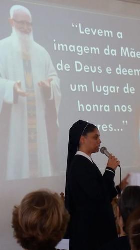 Encontro Mãe Peregrina - Santa Cruz RJ