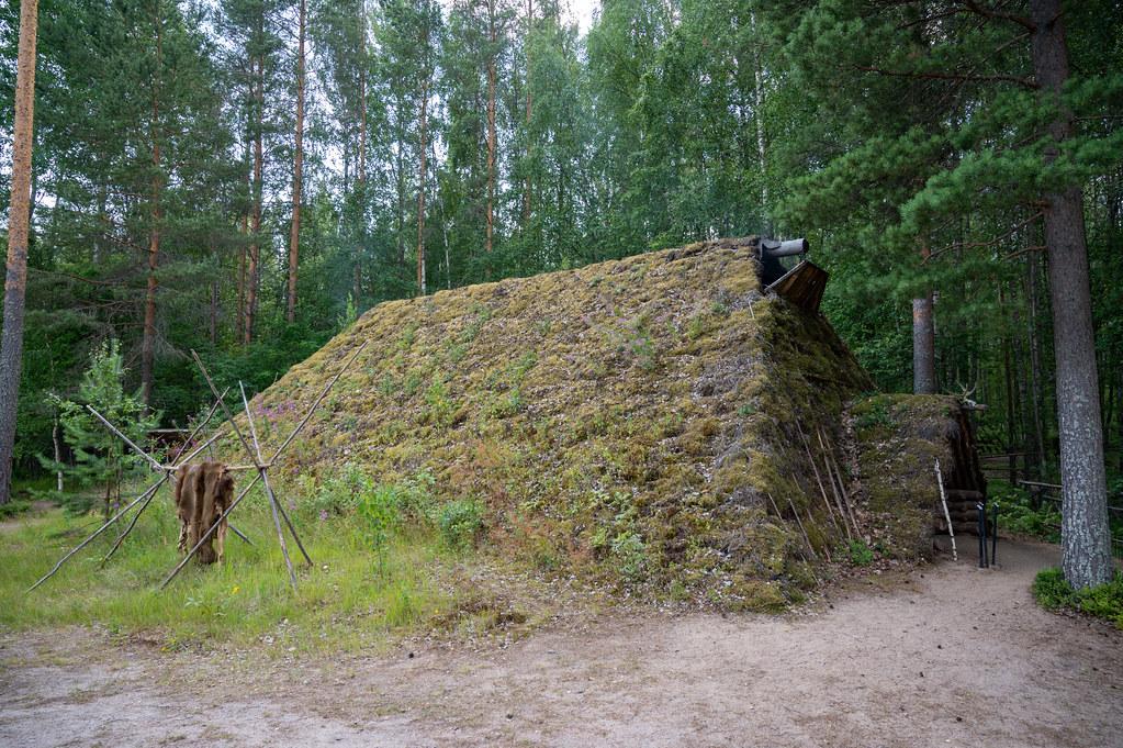 Rusavierron talo