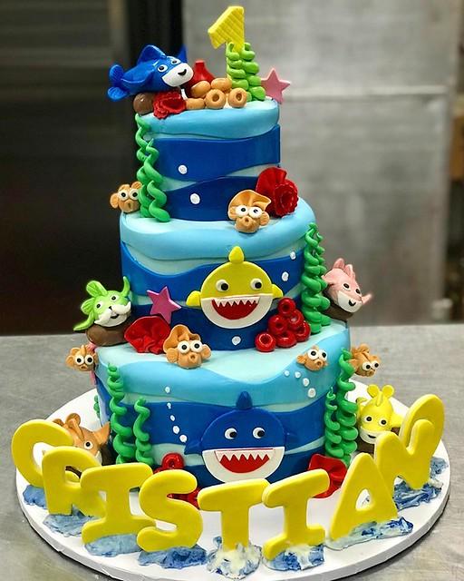 Cake by Gencarelli's Bakery