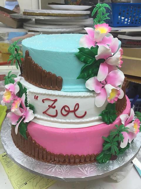 Cake by Argentina Bakery Inc