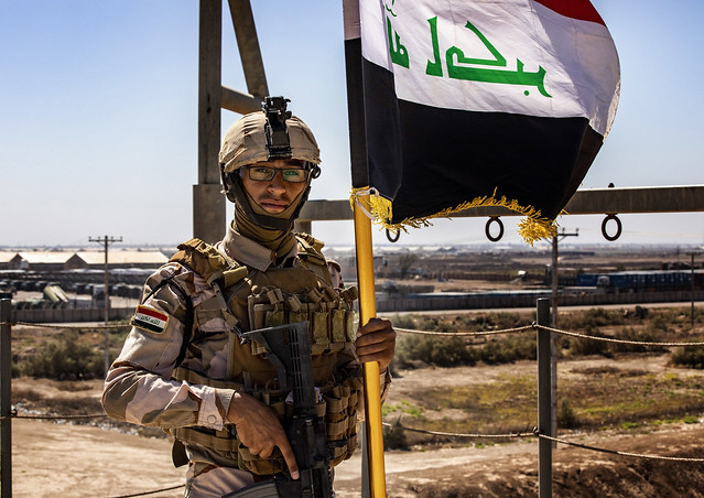 Iraqi Security Forces Training