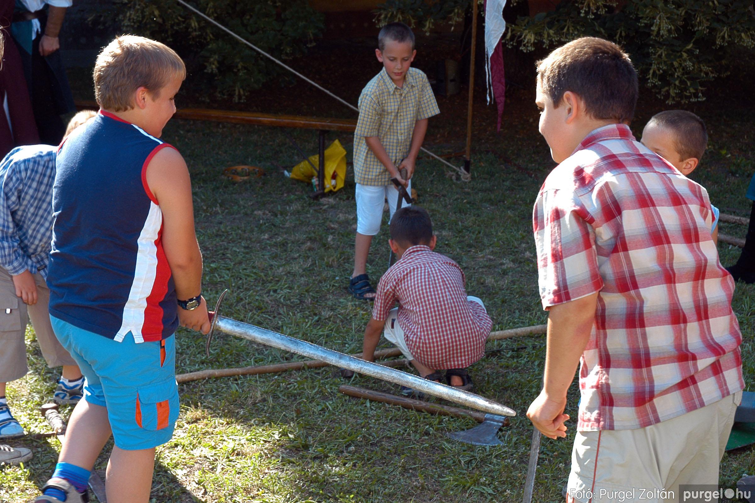 2005.06.25. 047 Szegváriak Szegvárért Közösségfejlesztők Egyesület közösségi nap - Fotó:PURGEL ZOLTÁN©.jpg