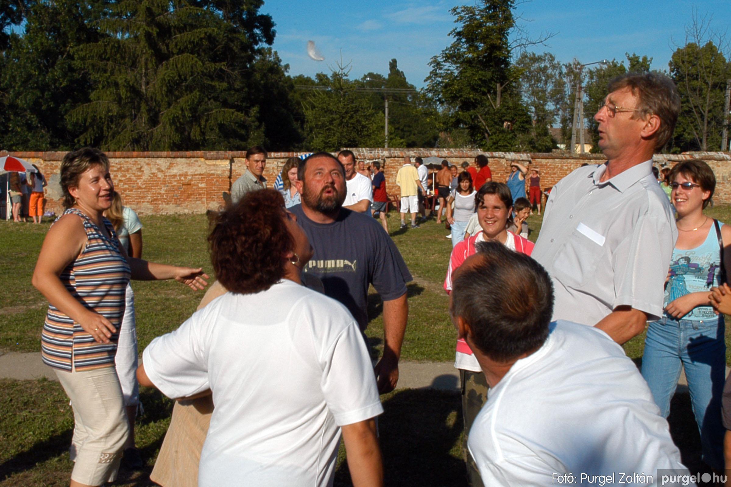 2005.06.25. 126 Szegváriak Szegvárért Közösségfejlesztők Egyesület közösségi nap - Fotó:PURGEL ZOLTÁN©.jpg