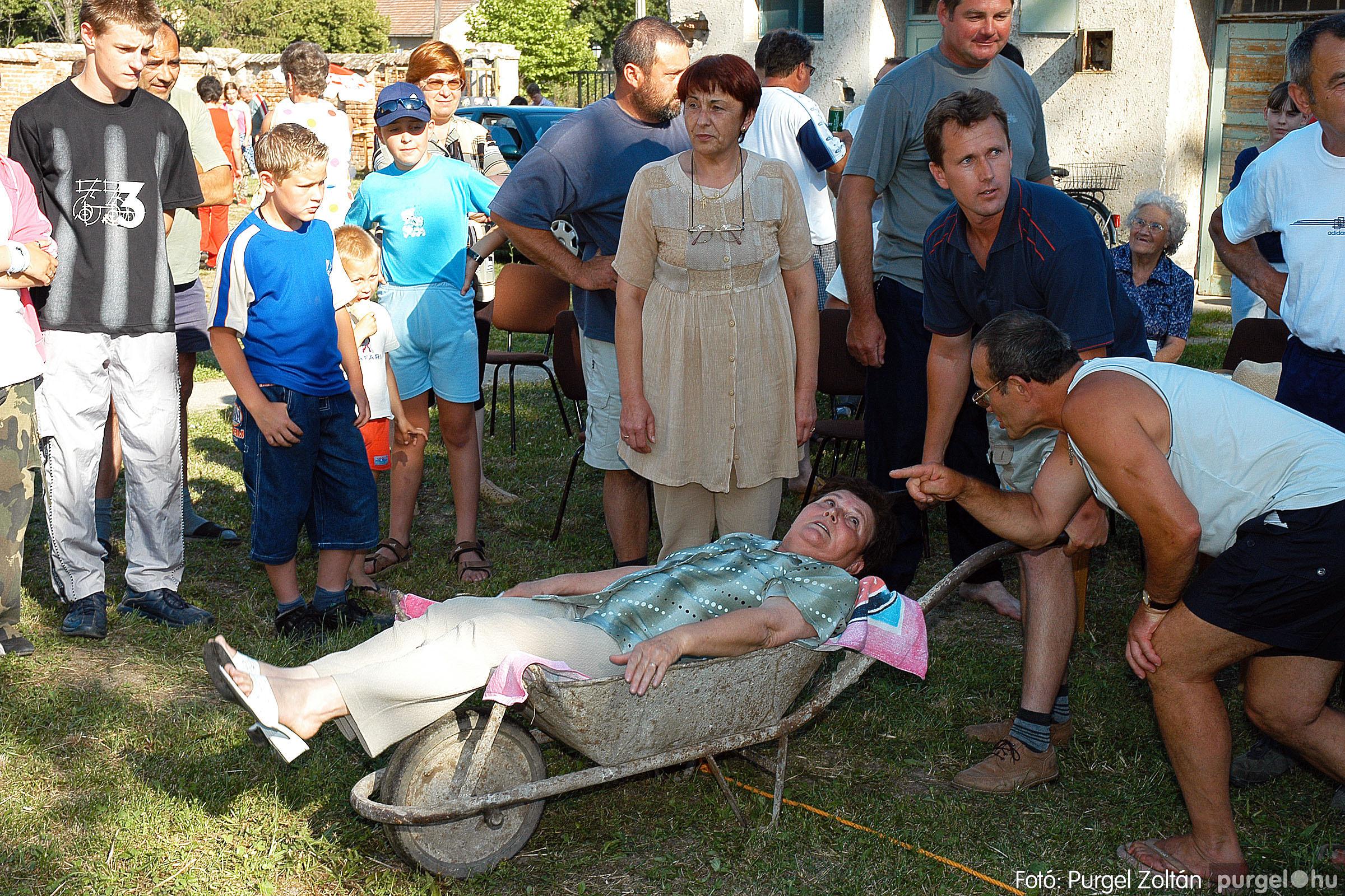 2005.06.25. 089 Szegváriak Szegvárért Közösségfejlesztők Egyesület közösségi nap - Fotó:PURGEL ZOLTÁN©.jpg