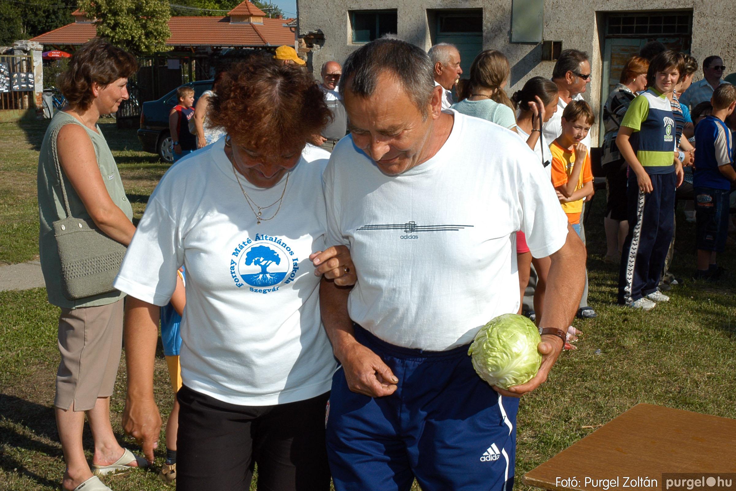2005.06.25. 083 Szegváriak Szegvárért Közösségfejlesztők Egyesület közösségi nap - Fotó:PURGEL ZOLTÁN©.jpg