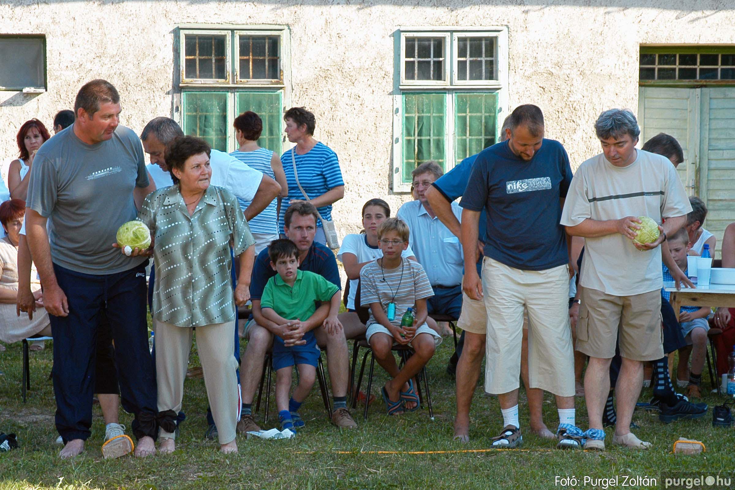 2005.06.25. 078 Szegváriak Szegvárért Közösségfejlesztők Egyesület közösségi nap - Fotó:PURGEL ZOLTÁN©.jpg