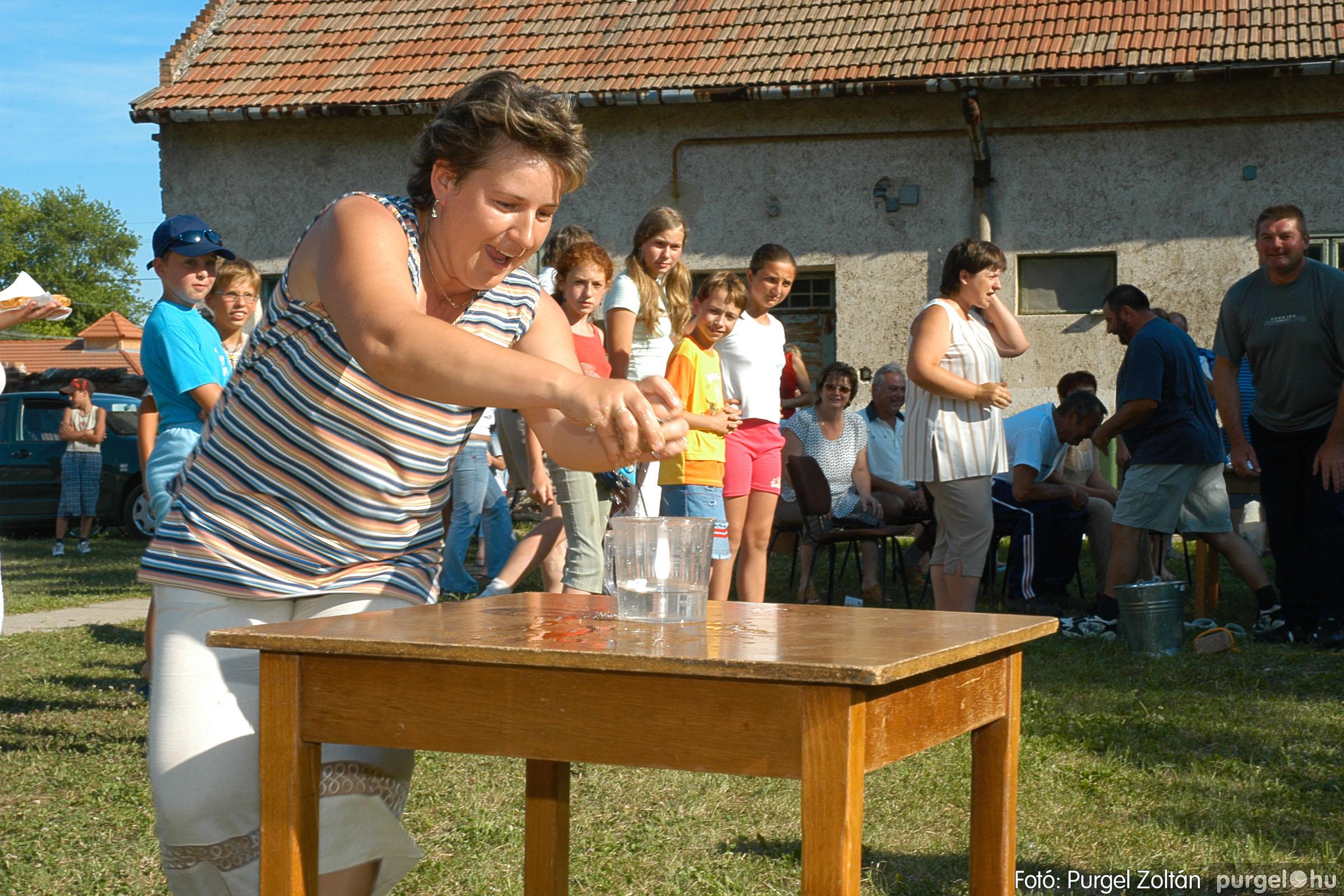 2005.06.25. 064 Szegváriak Szegvárért Közösségfejlesztők Egyesület közösségi nap - Fotó:PURGEL ZOLTÁN©.jpg