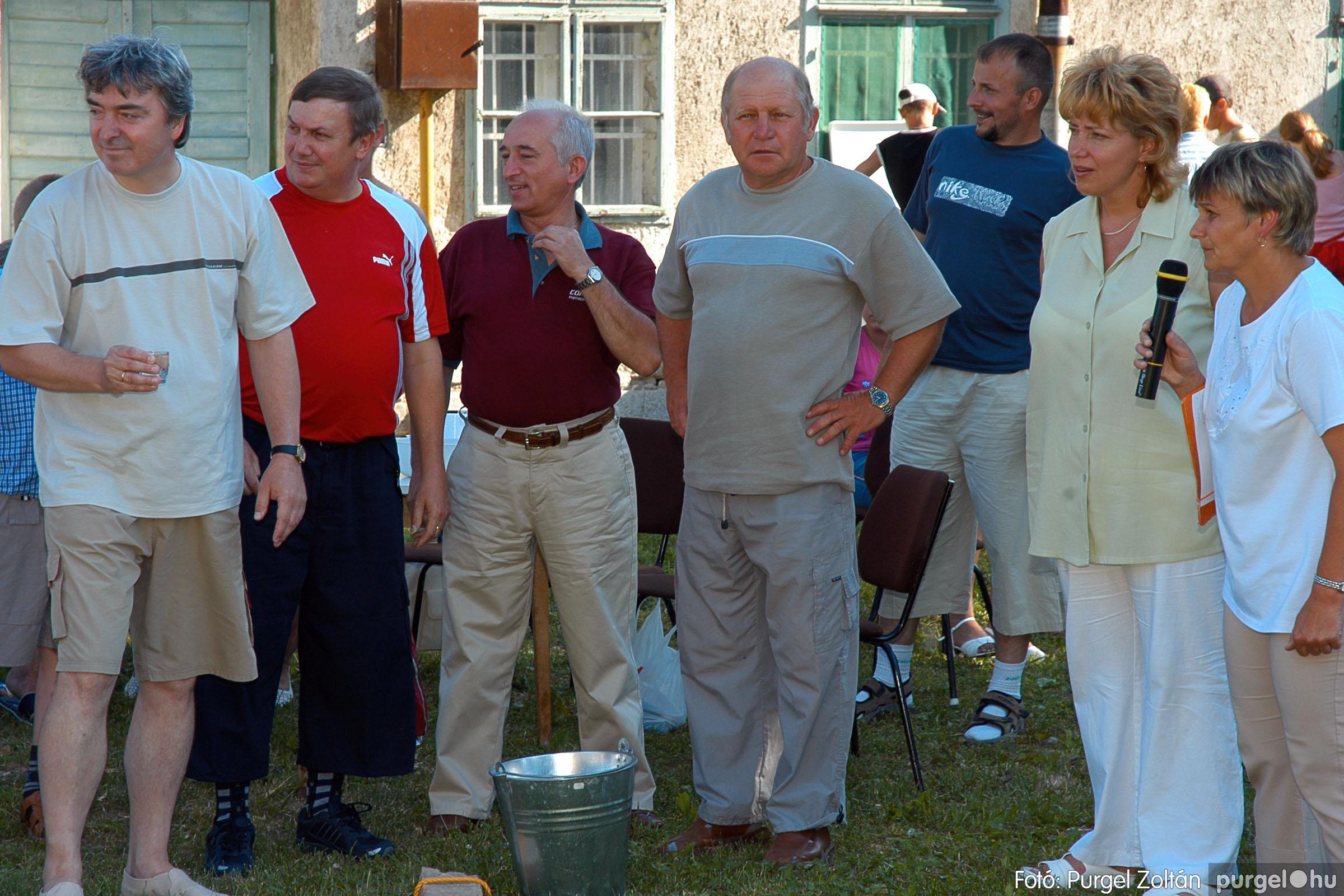 2005.06.25. 057 Szegváriak Szegvárért Közösségfejlesztők Egyesület közösségi nap - Fotó:PURGEL ZOLTÁN©.jpg