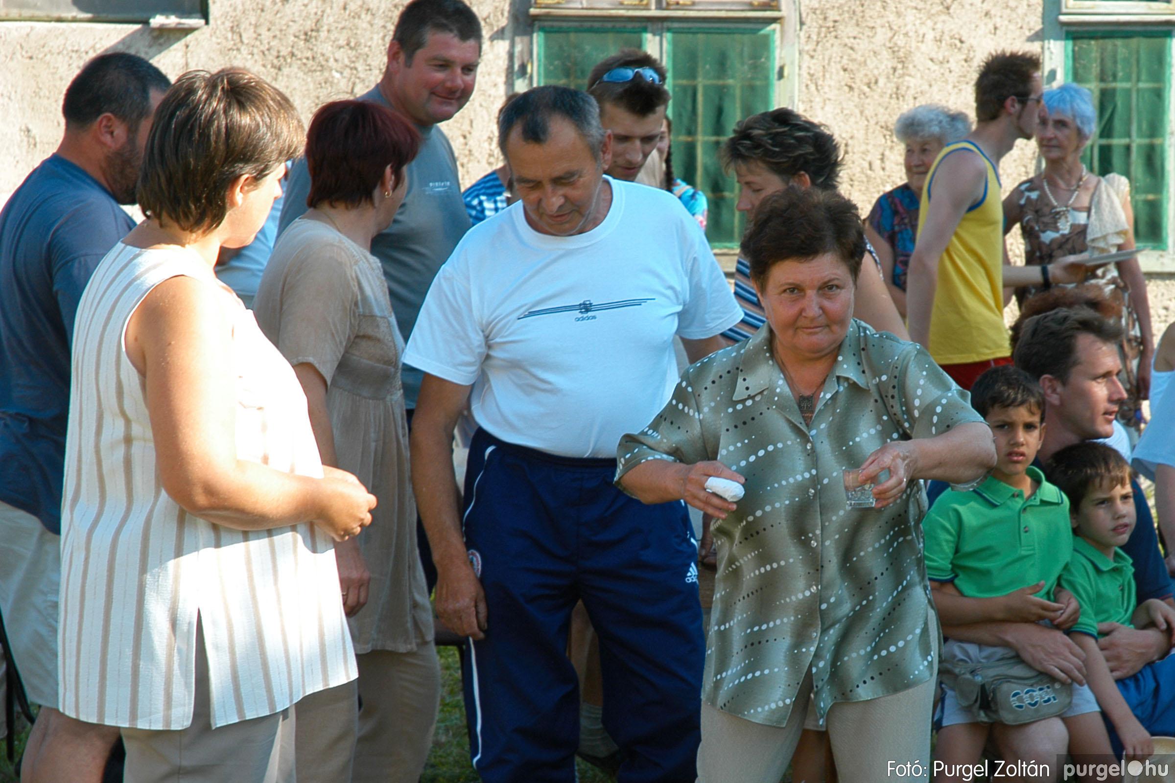 2005.06.25. 056 Szegváriak Szegvárért Közösségfejlesztők Egyesület közösségi nap - Fotó:PURGEL ZOLTÁN©.jpg