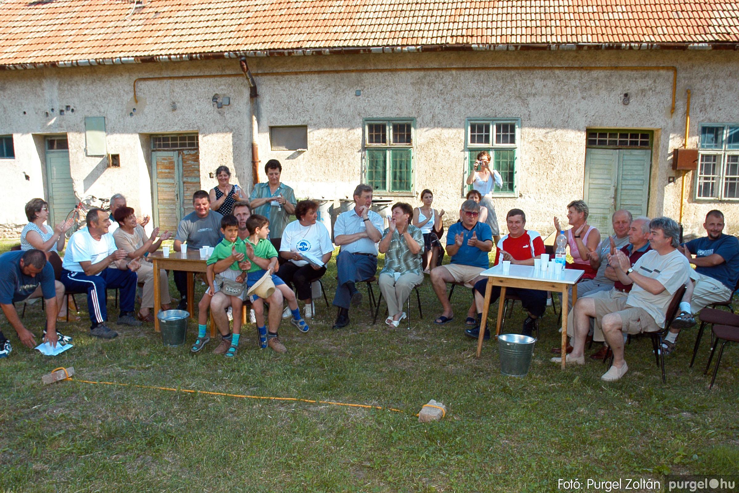2005.06.25. 051 Szegváriak Szegvárért Közösségfejlesztők Egyesület közösségi nap - Fotó:PURGEL ZOLTÁN©.jpg