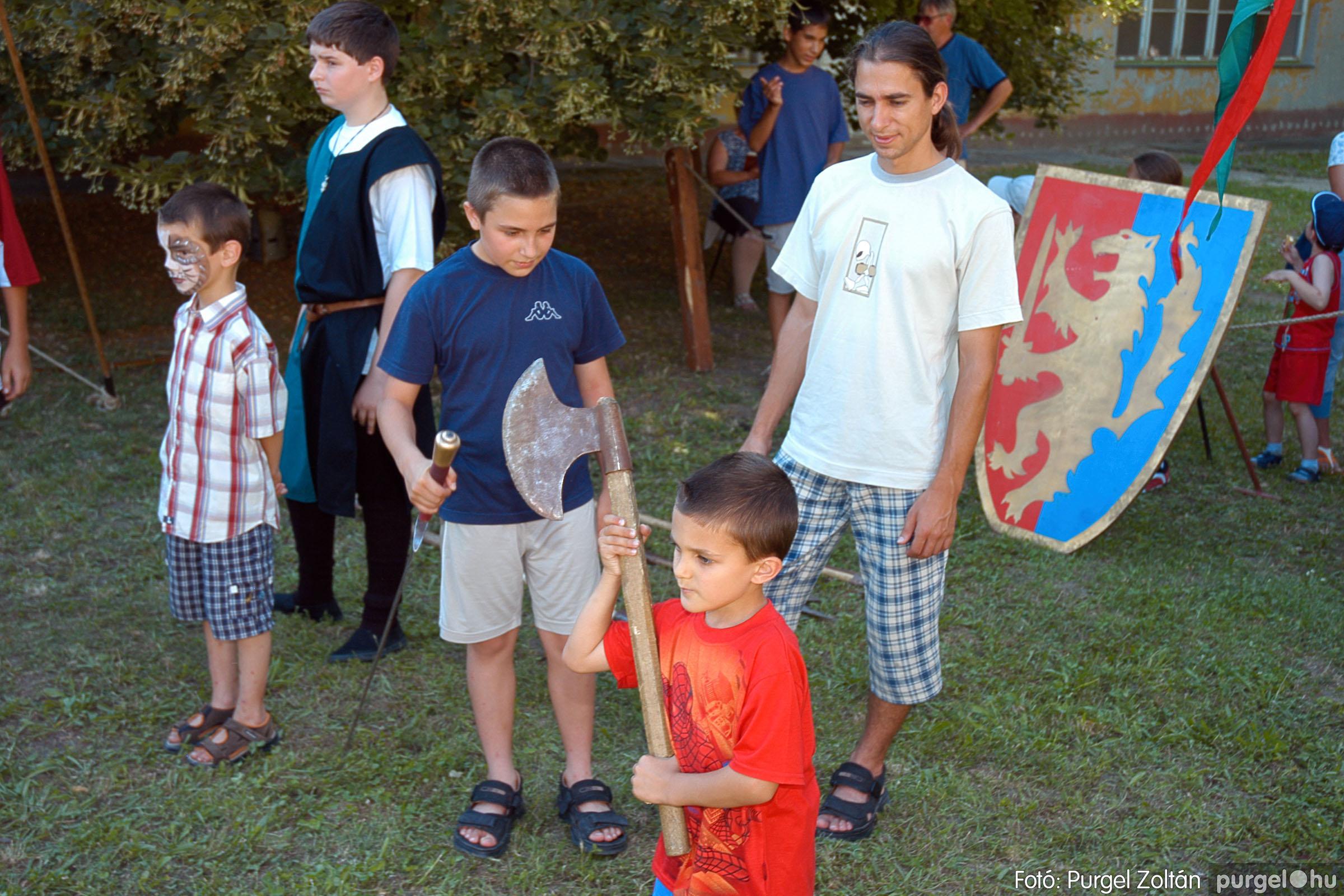2005.06.25. 049 Szegváriak Szegvárért Közösségfejlesztők Egyesület közösségi nap - Fotó:PURGEL ZOLTÁN©.jpg