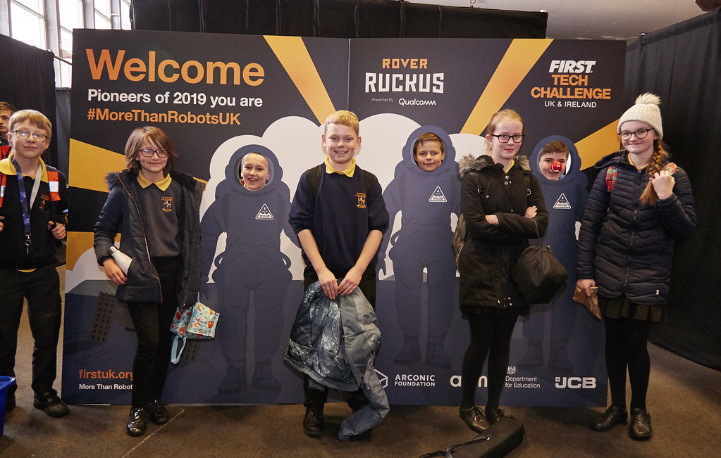FIRST Tech Challenge UK - Northern Regional 2018-19 (public)