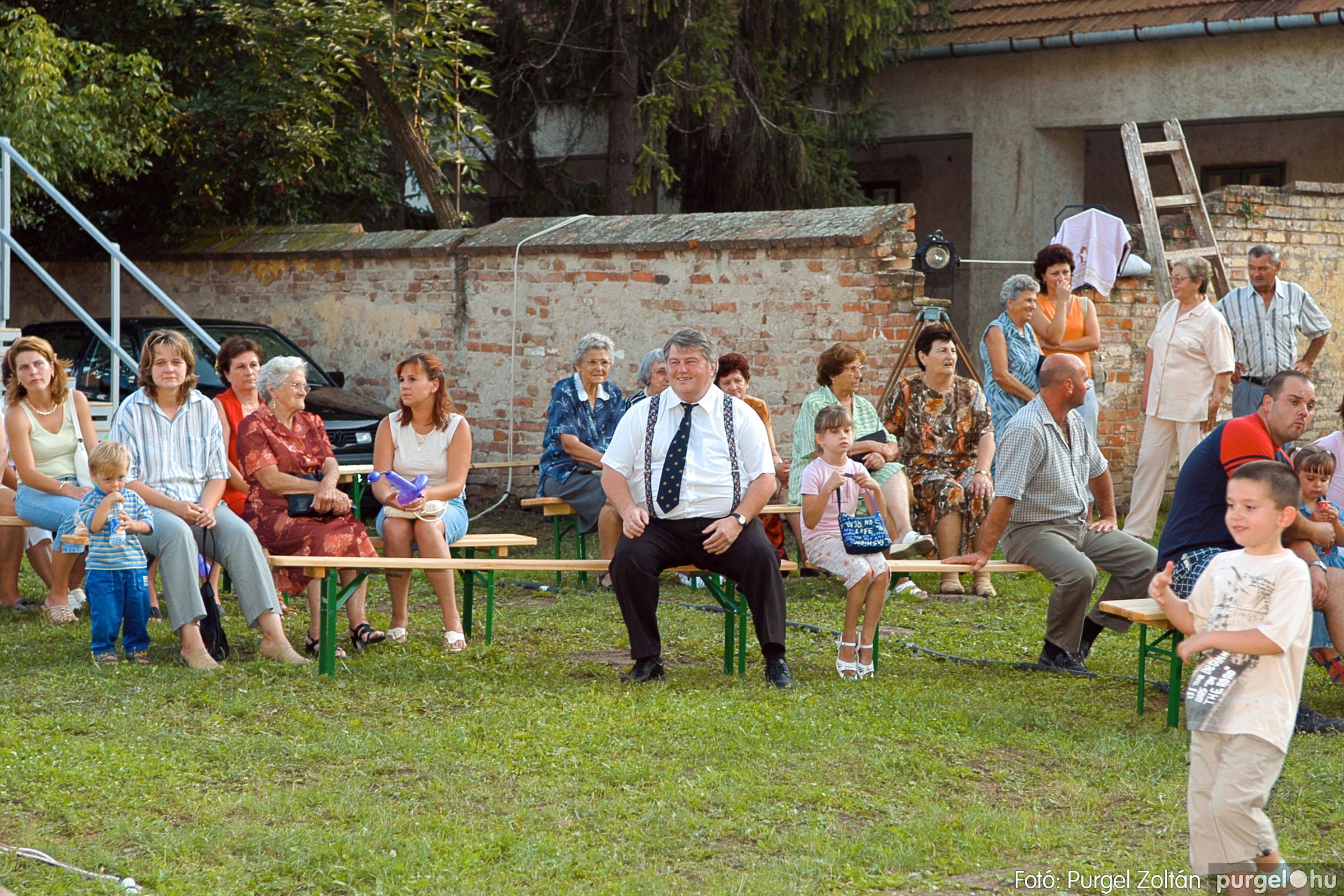 2005.08.20. 381 Szegvári falunapok 2005. - 2. nap - Fotó:PURGEL ZOLTÁN© DSC_0167q.jpg
