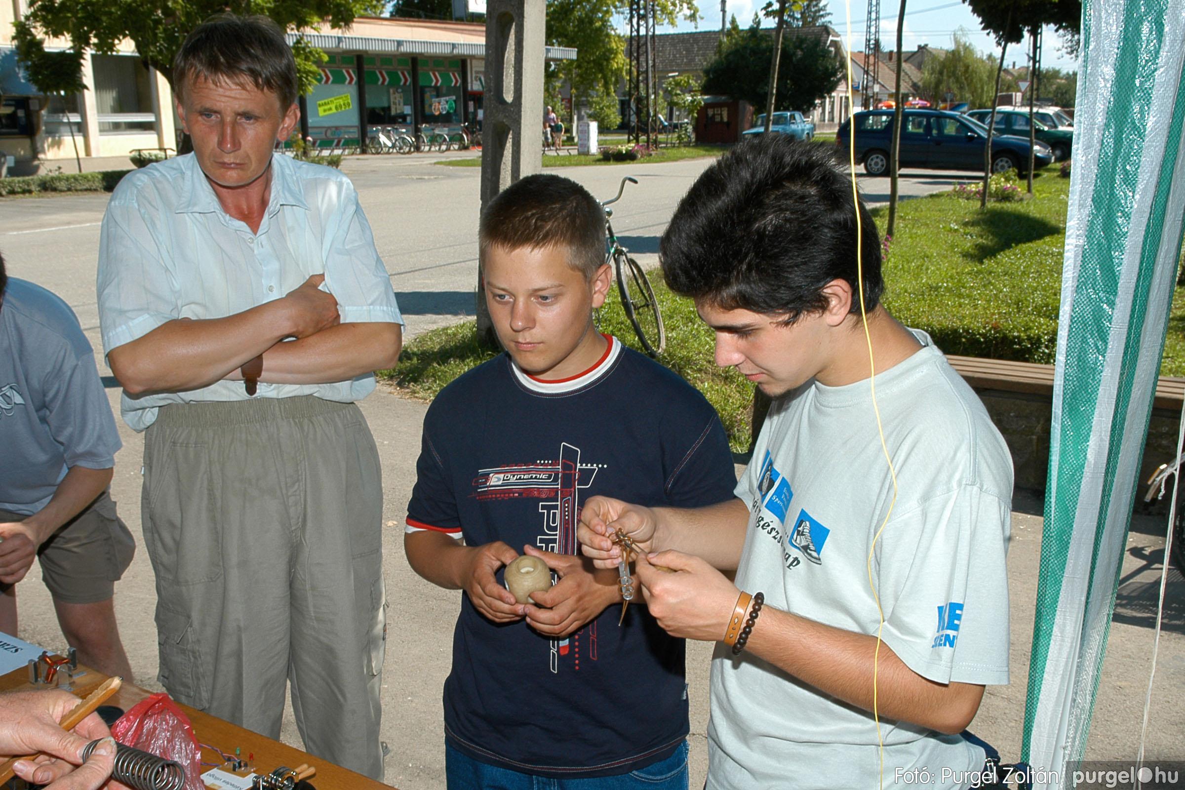 2005.08.20. 200 Szegvári falunapok 2005. - 2. nap - Fotó:PURGEL ZOLTÁN© DSC_0002q.jpg