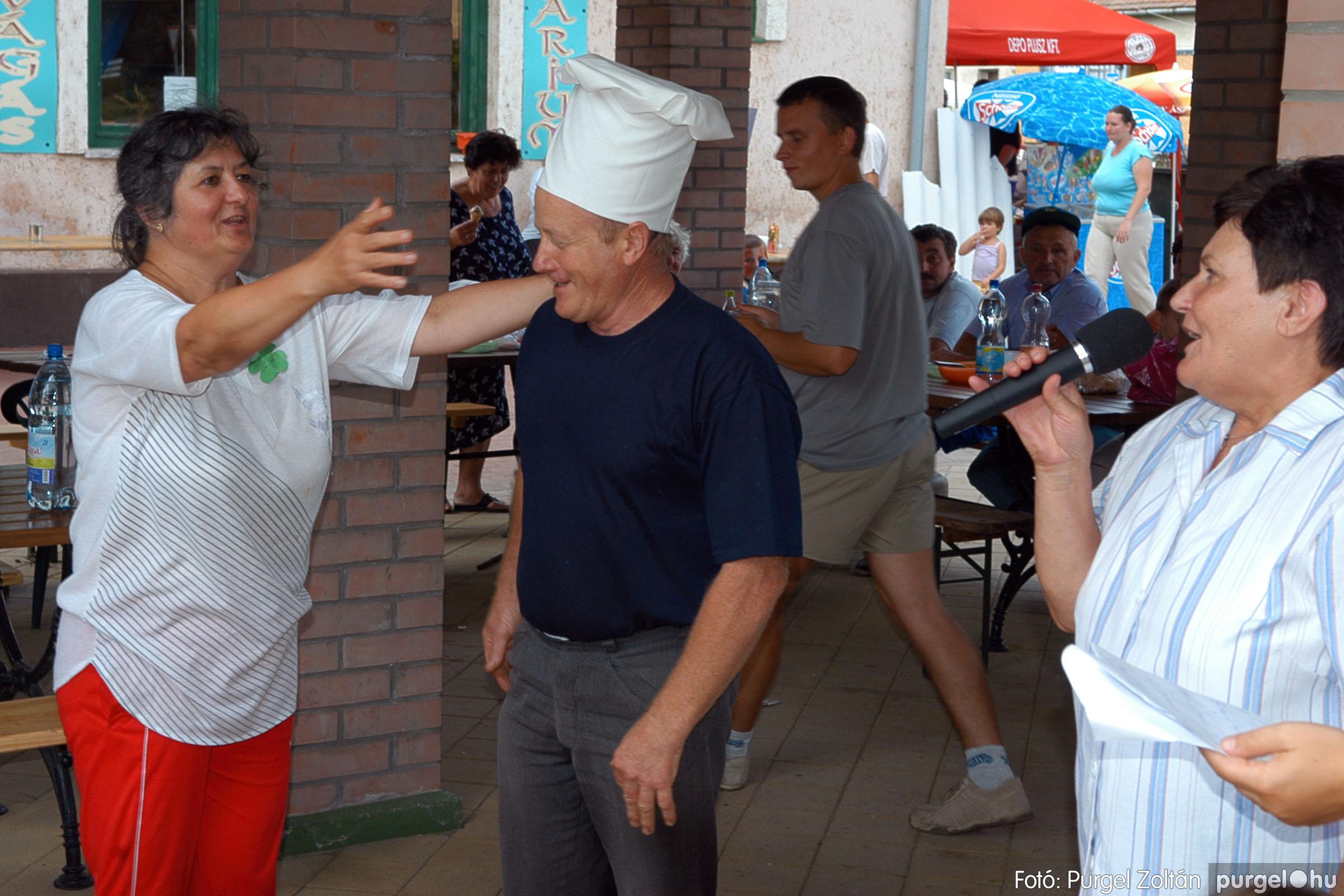 2005.08.20. 190 Szegvári falunapok 2005. - 2. nap - Fotó:PURGEL ZOLTÁN© DSC_0213q.jpg