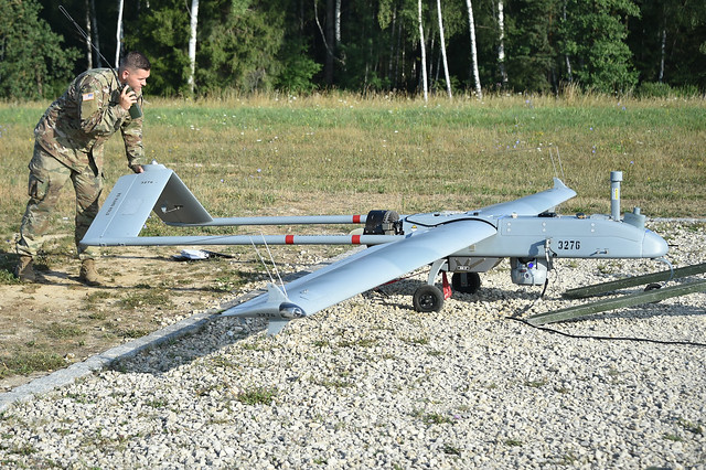 RQ-7B Shadow Tactical Unmanned Aircraft System