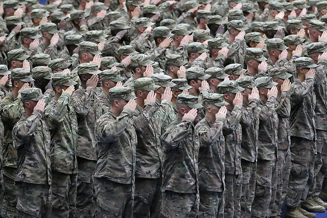 10th Mountain Division Re-Deployment