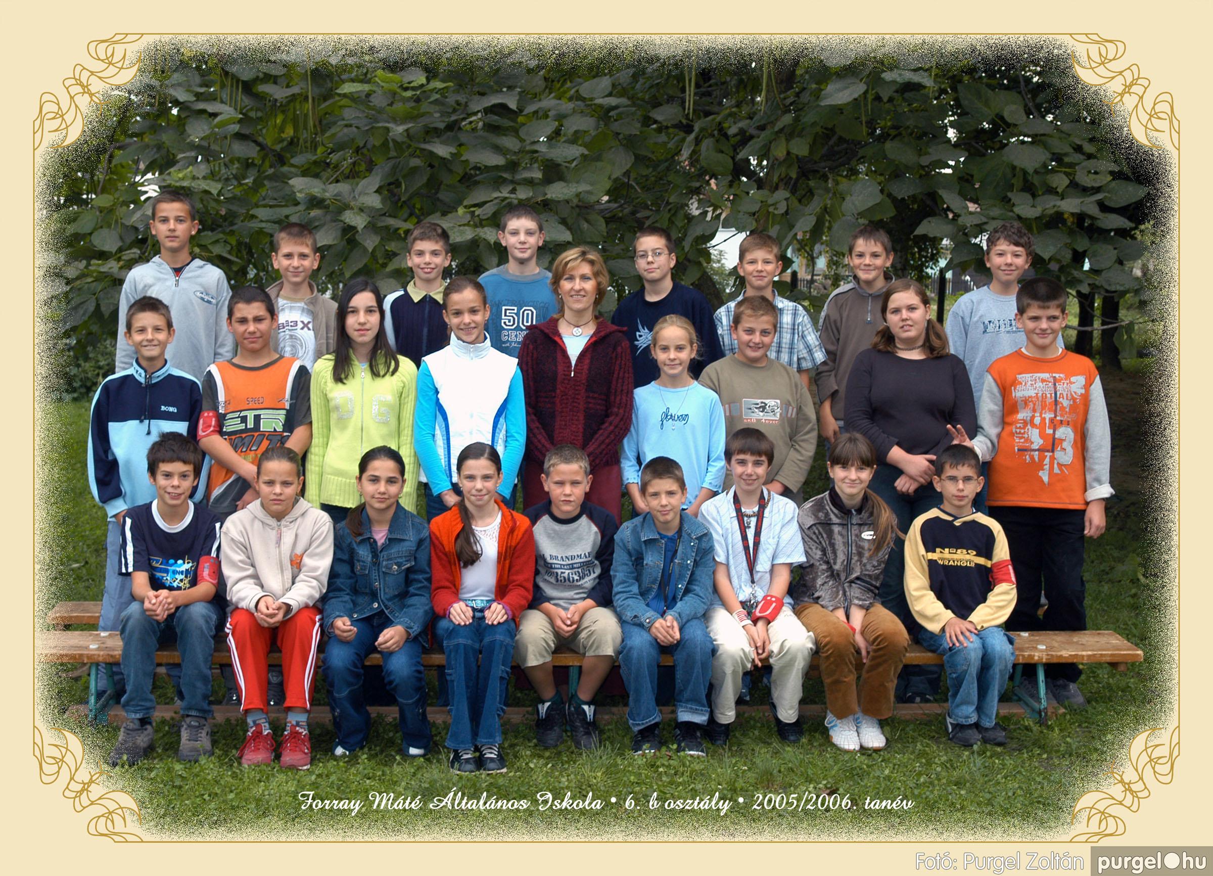 2005.09.21-10.06. 022 Forray Máté Általános Iskola osztályképek 2005. - Fotók:PURGEL ZOLTÁN© 6bvidam.jpg