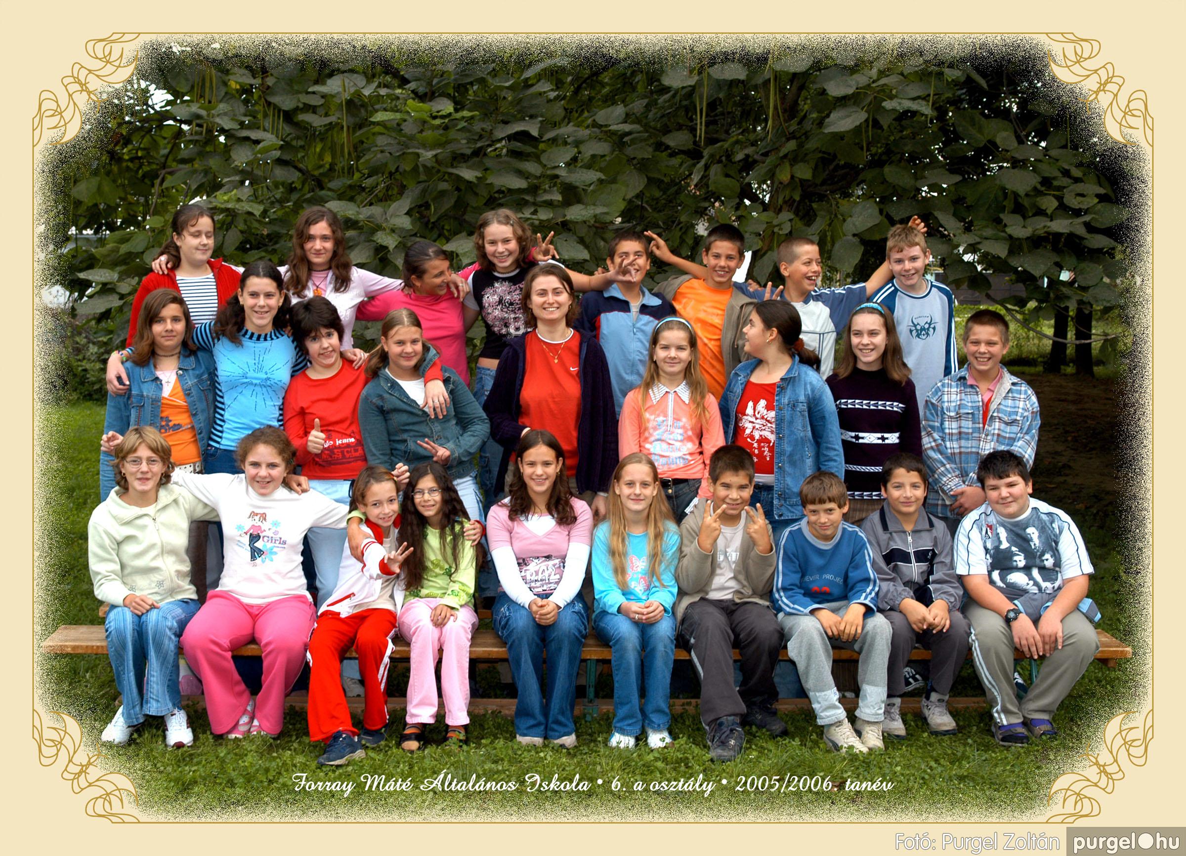 2005.09.21-10.06. 020 Forray Máté Általános Iskola osztályképek 2005. - Fotók:PURGEL ZOLTÁN© 6avidam.jpg