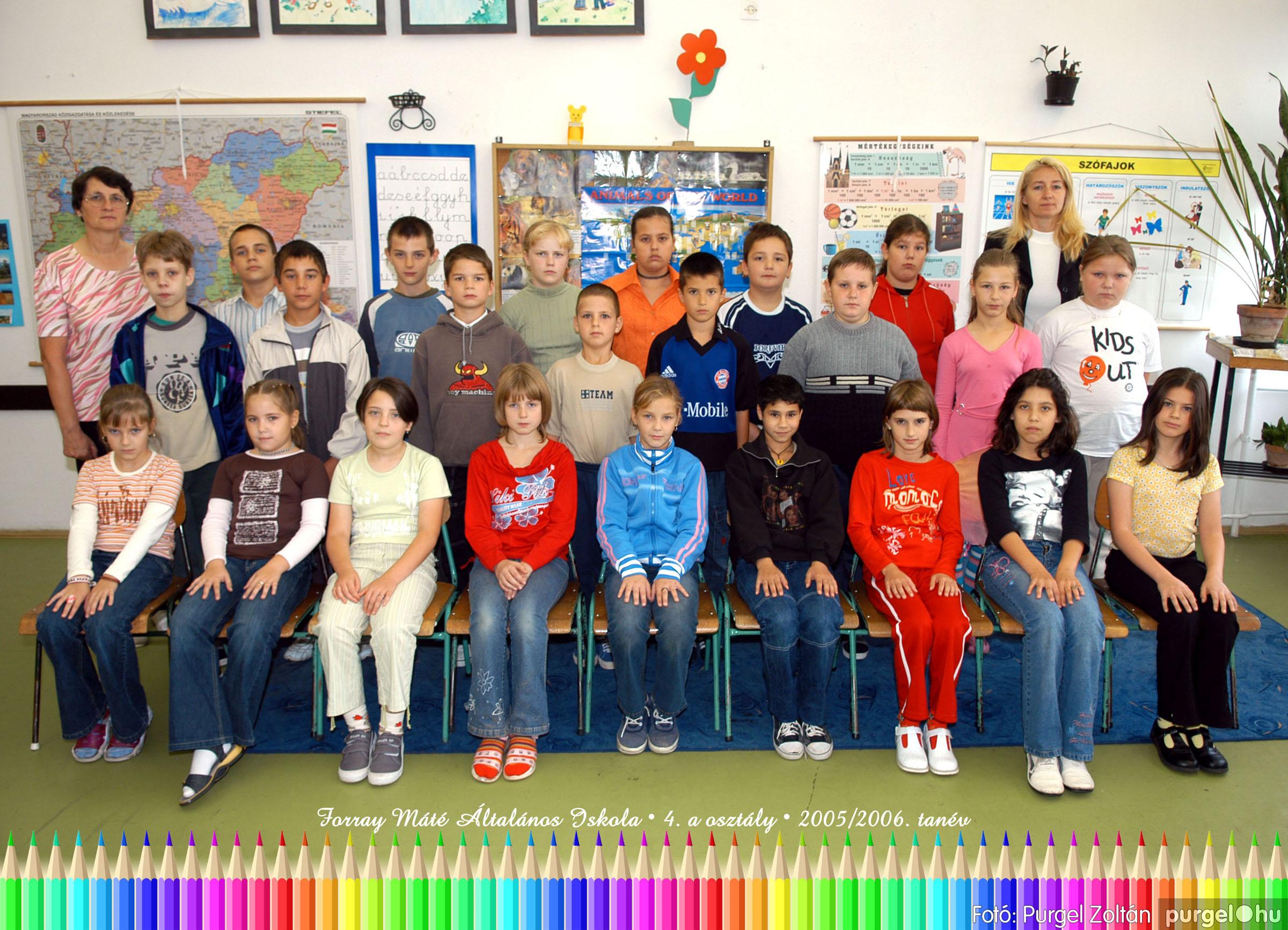 2005.09.21-10.06. 011 Forray Máté Általános Iskola osztályképek 2005. - Fotók:PURGEL ZOLTÁN© 4akomoly.jpg
