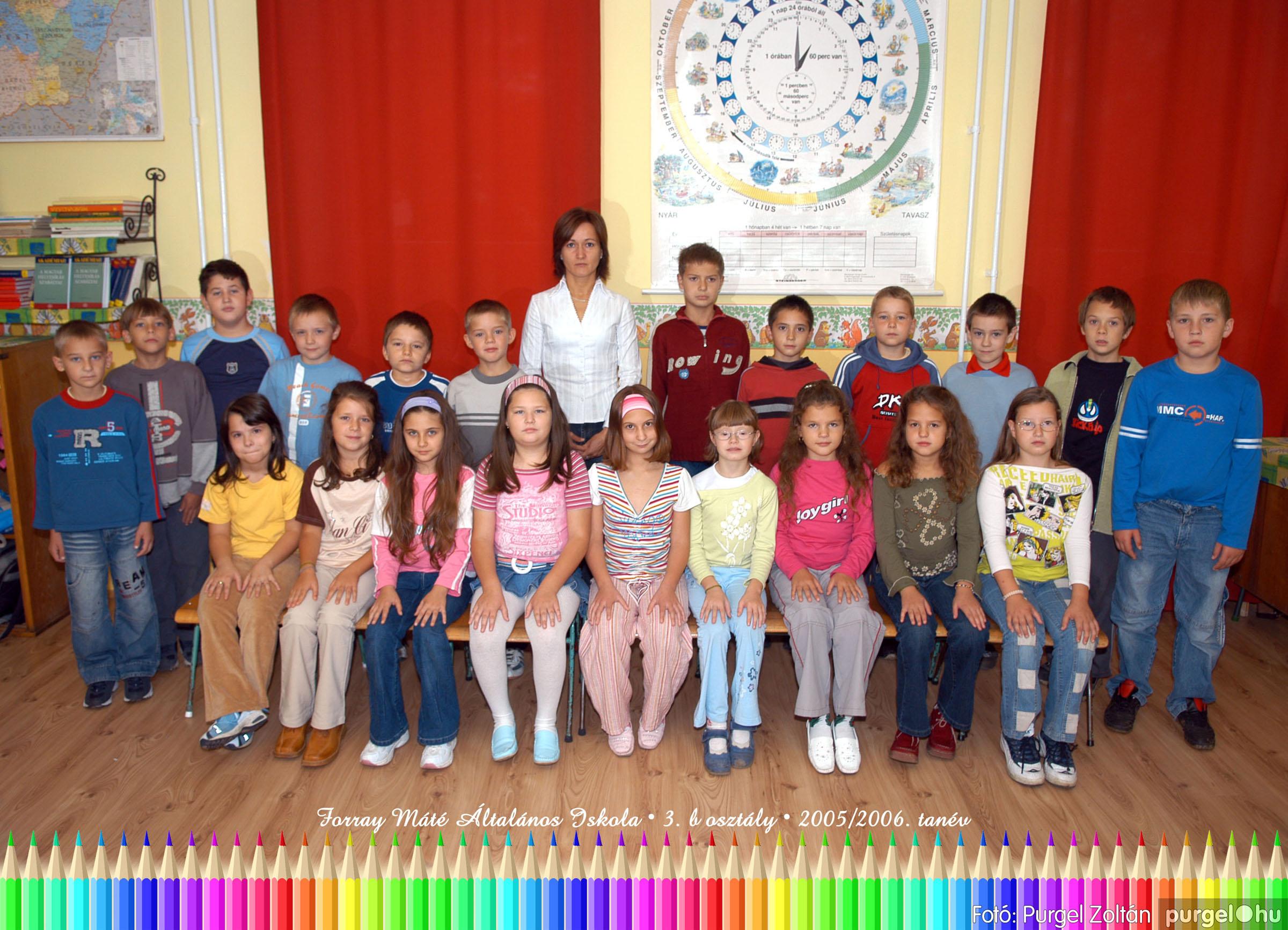 2005.09.21-10.06. 009 Forray Máté Általános Iskola osztályképek 2005. - Fotók:PURGEL ZOLTÁN© 3bkomoly.jpg