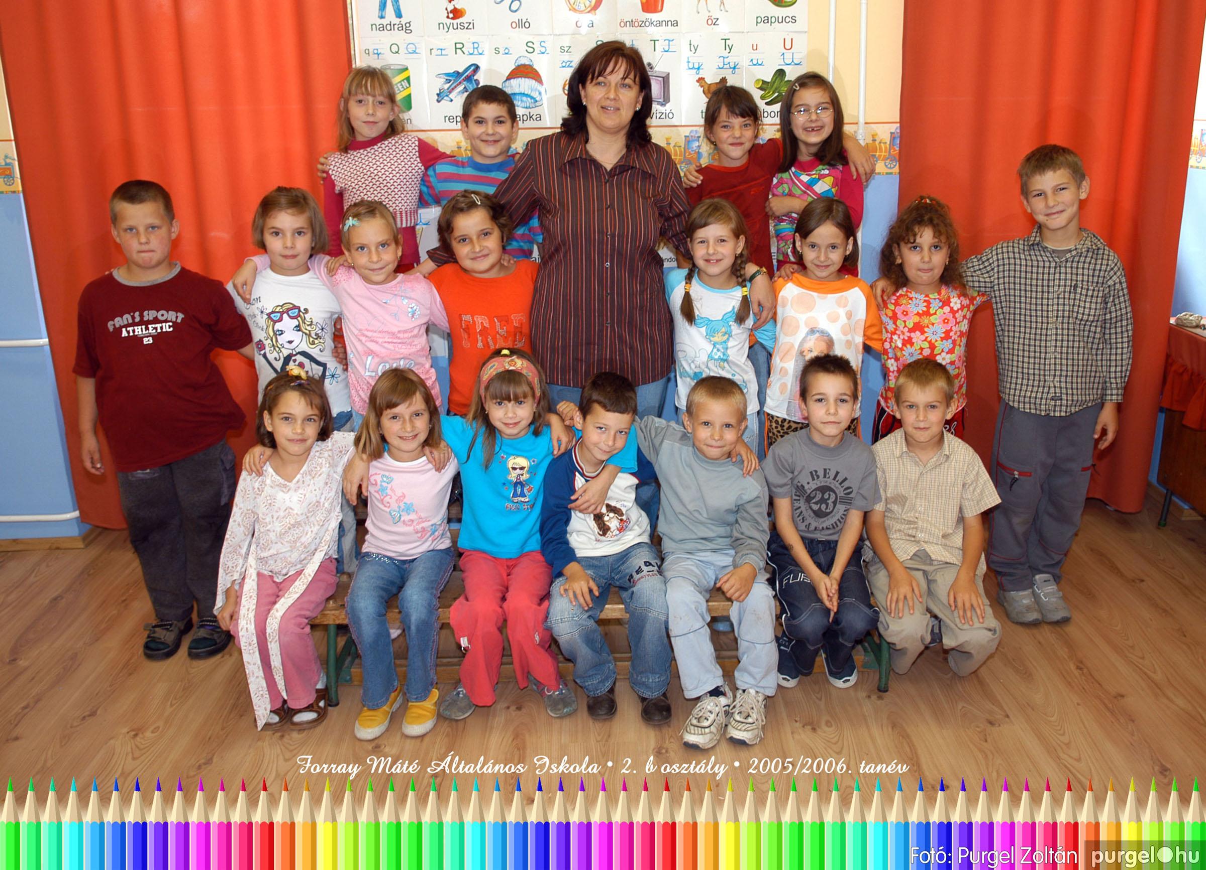 2005.09.21-10.06. 006 Forray Máté Általános Iskola osztályképek 2005. - Fotók:PURGEL ZOLTÁN© 2bvidam.jpg