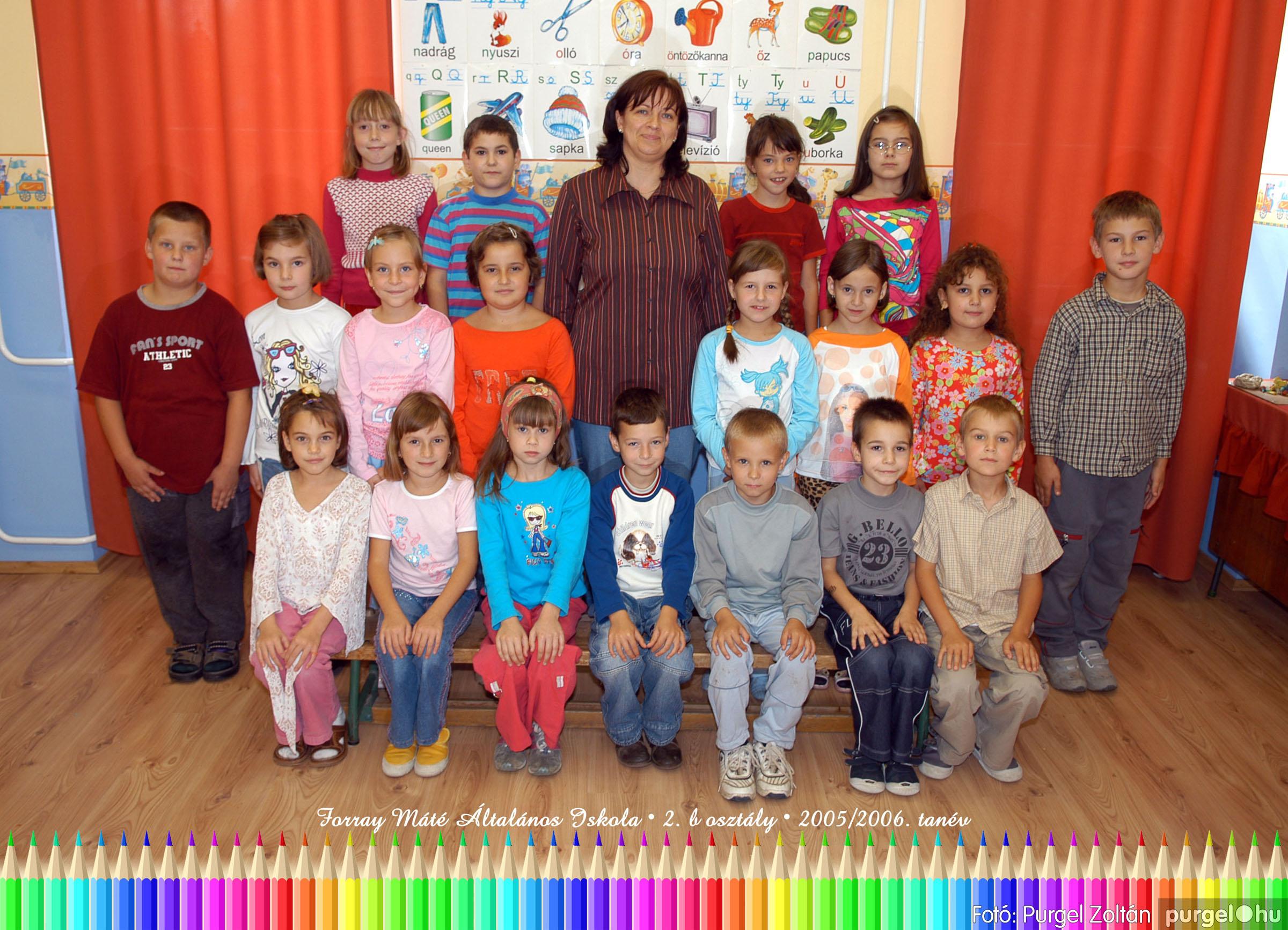 2005.09.21-10.06. 005 Forray Máté Általános Iskola osztályképek 2005. - Fotók:PURGEL ZOLTÁN© 2bkomoly.jpg